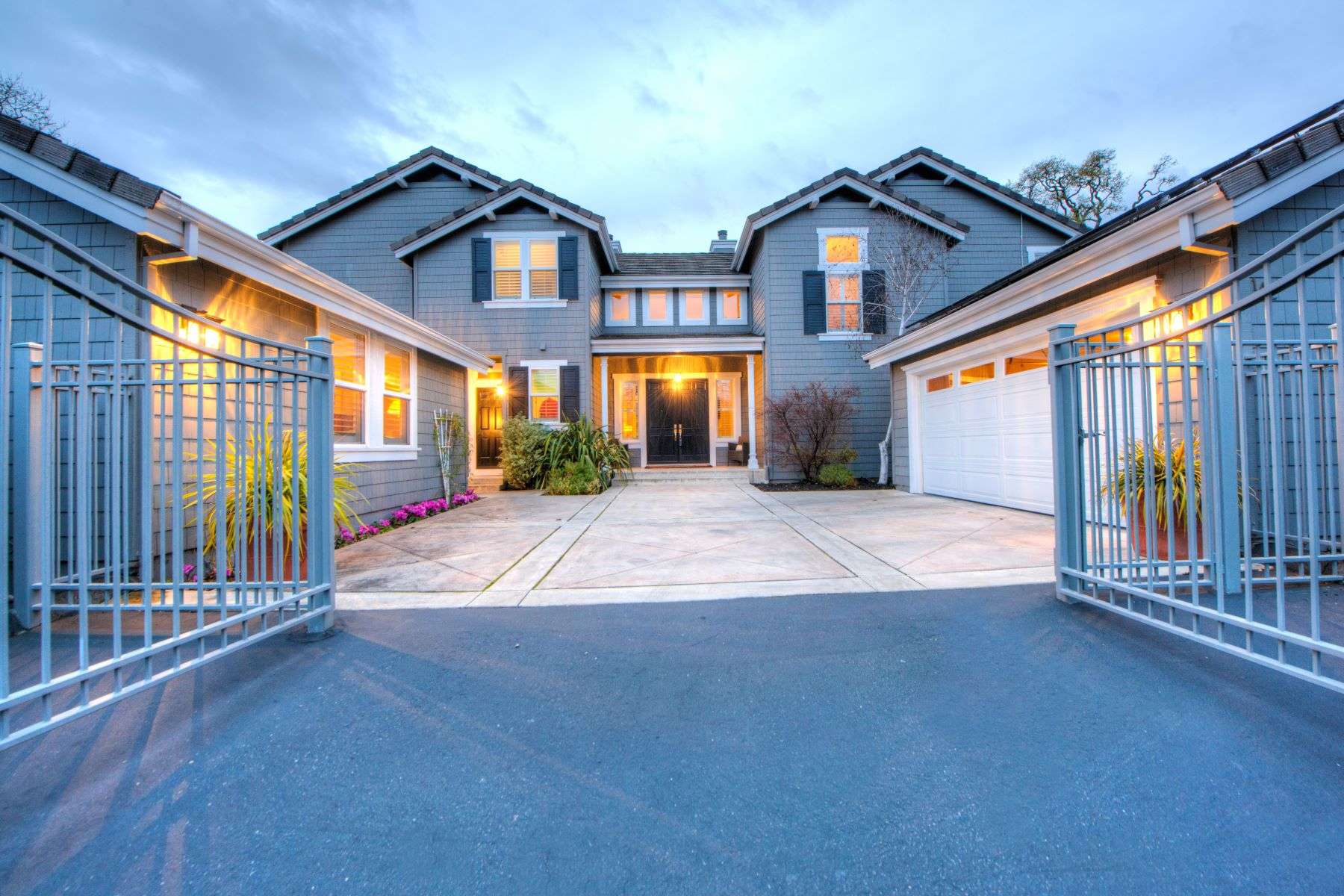 Single Family Home for Sale at Rush Creek Showplace 142 Oak Shade Lane Novato, California 94945 United States