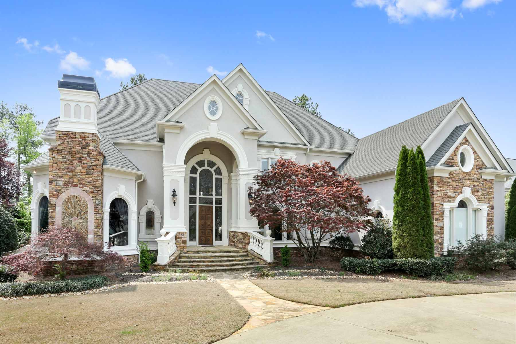 独户住宅 为 销售 在 Immaculate 8 Bed 8 Bath Sugarloaf Country Club Masterpiece 2838 Grey Moss Pass 德鲁斯, 乔治亚州, 30097 美国