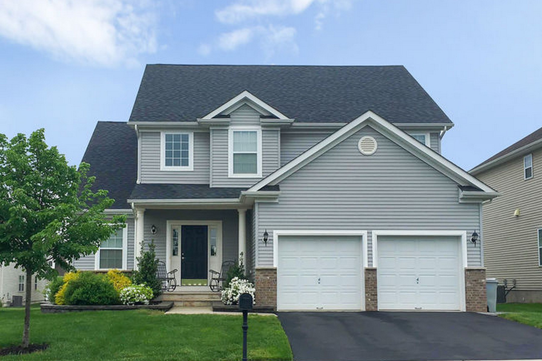 Single Family Homes per Vendita alle ore Summerfields Colonial 7 Schenck Ln, Somerset, New Jersey 08873 Stati Uniti