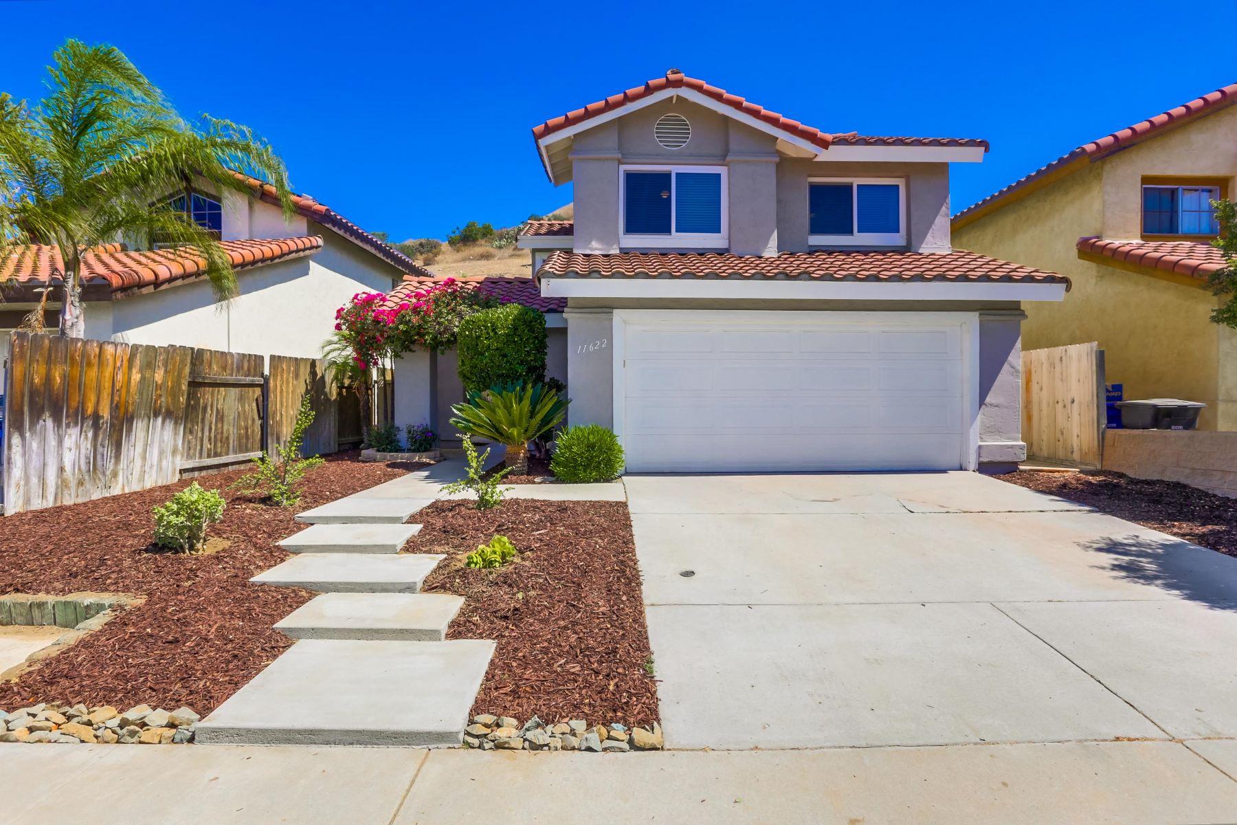 Single Family Homes for Sale at 11622 Avenida Marcella El Cajon, California 92019 United States
