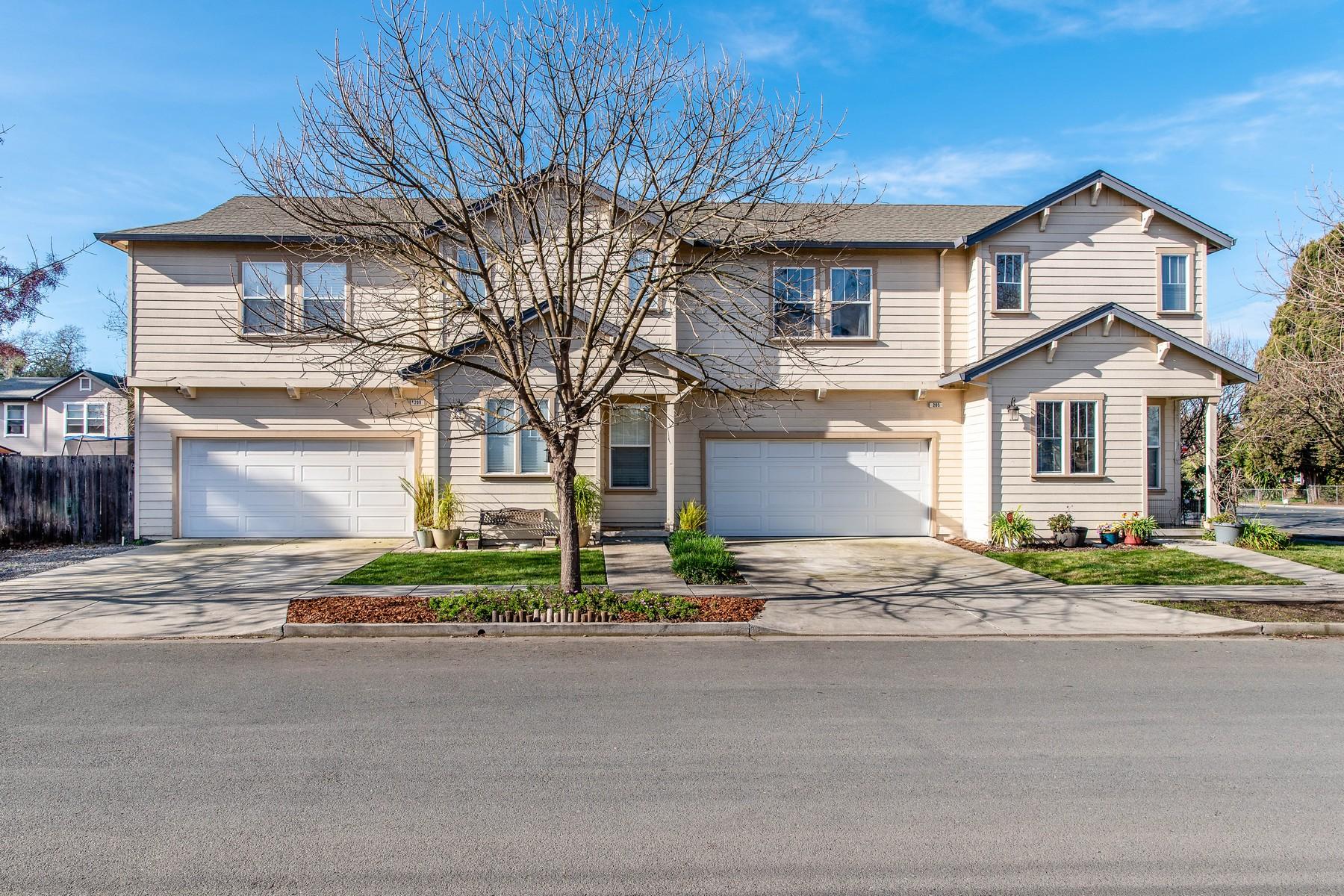 Duplex Homes para Venda às Santa Rosa, Califórnia 95401 Estados Unidos