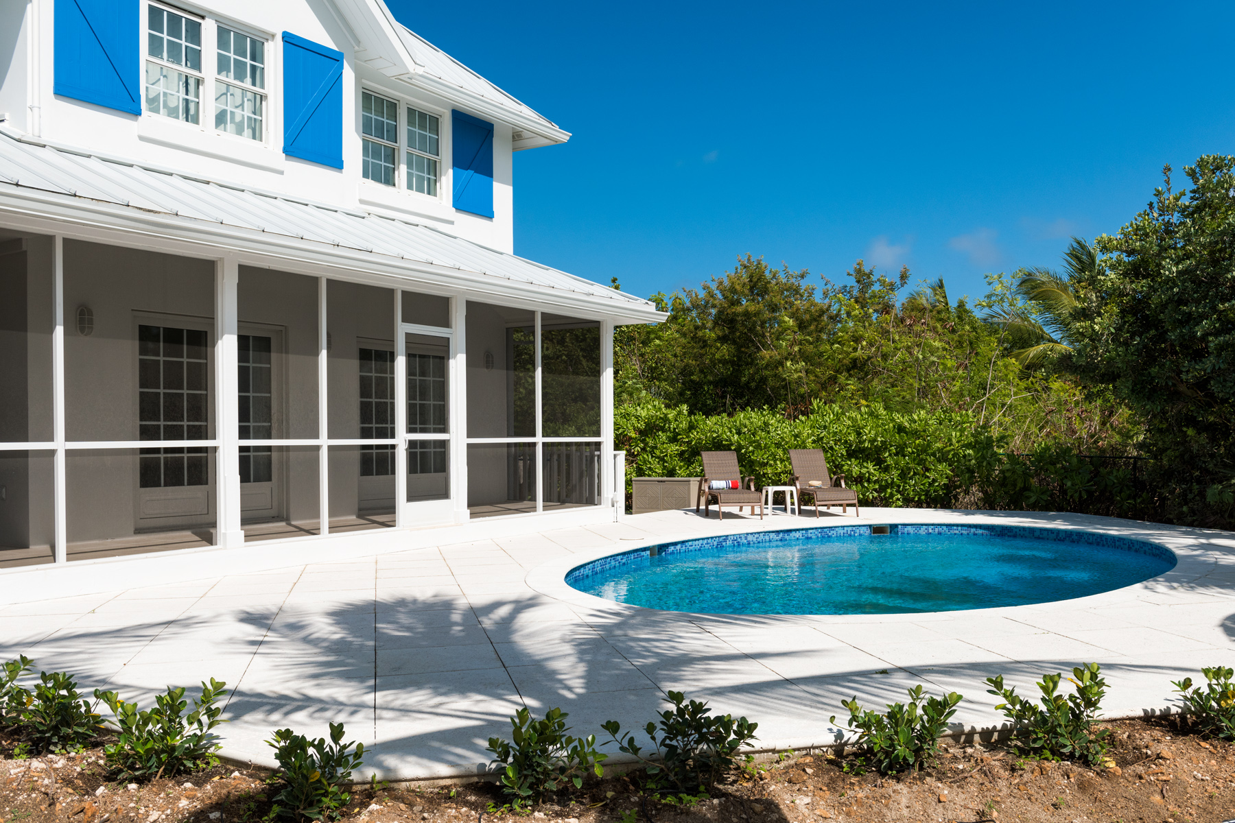 Additional photo for property listing at SUNNYSIDE Leeward, Providenciales Islas Turcas Y Caicos
