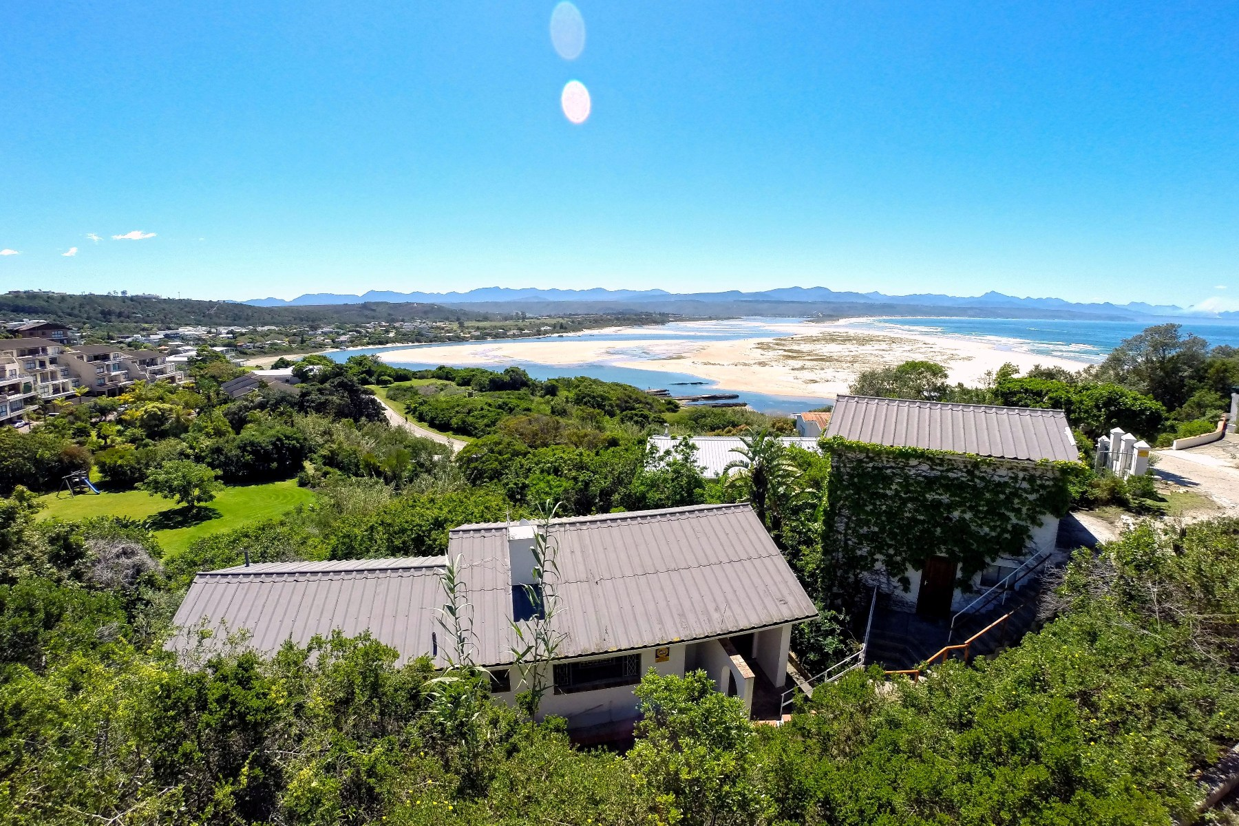 Single Family Home for Sale at Old Plett Home above Look Out Beach Plettenberg Bay, Western Cape, 6600 South Africa