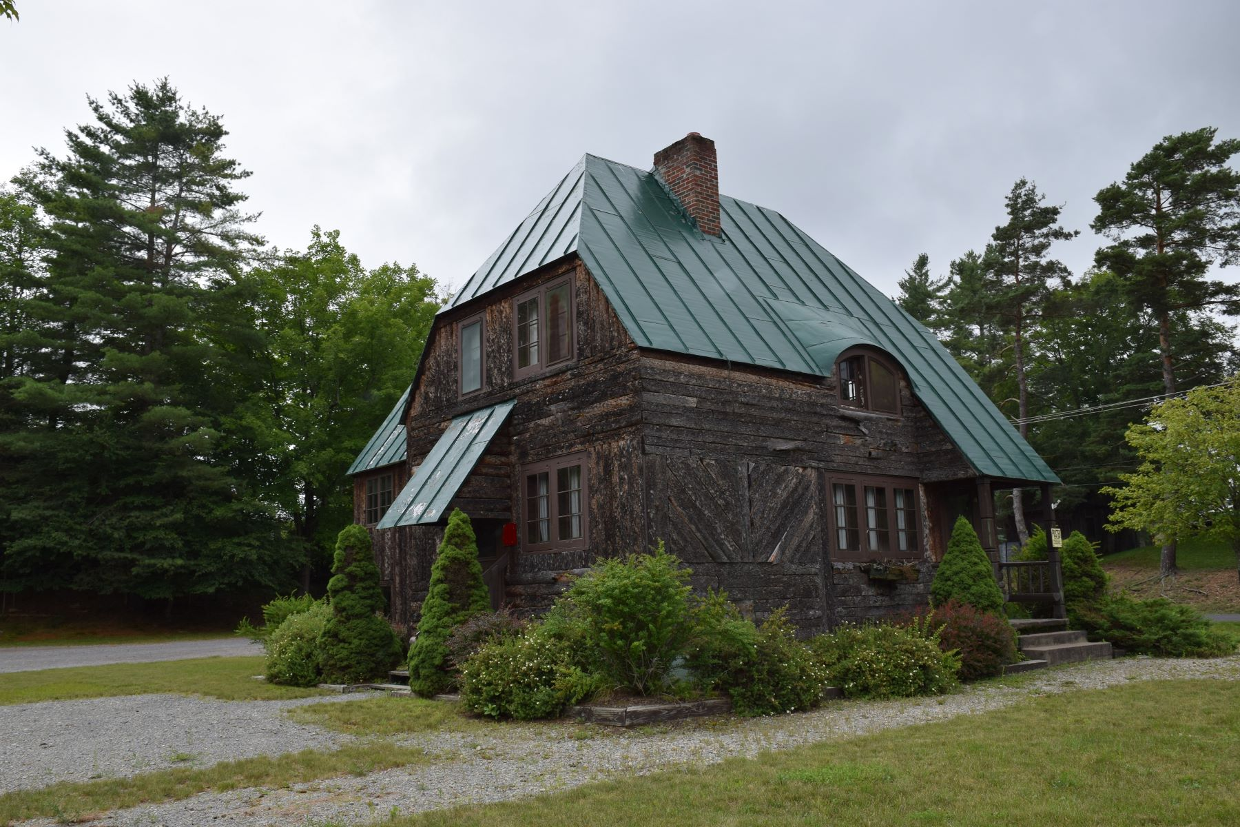 Additional photo for property listing at Historic Adirondack Cottage 216 Park Avenue Old Forge, New York 13420 United States