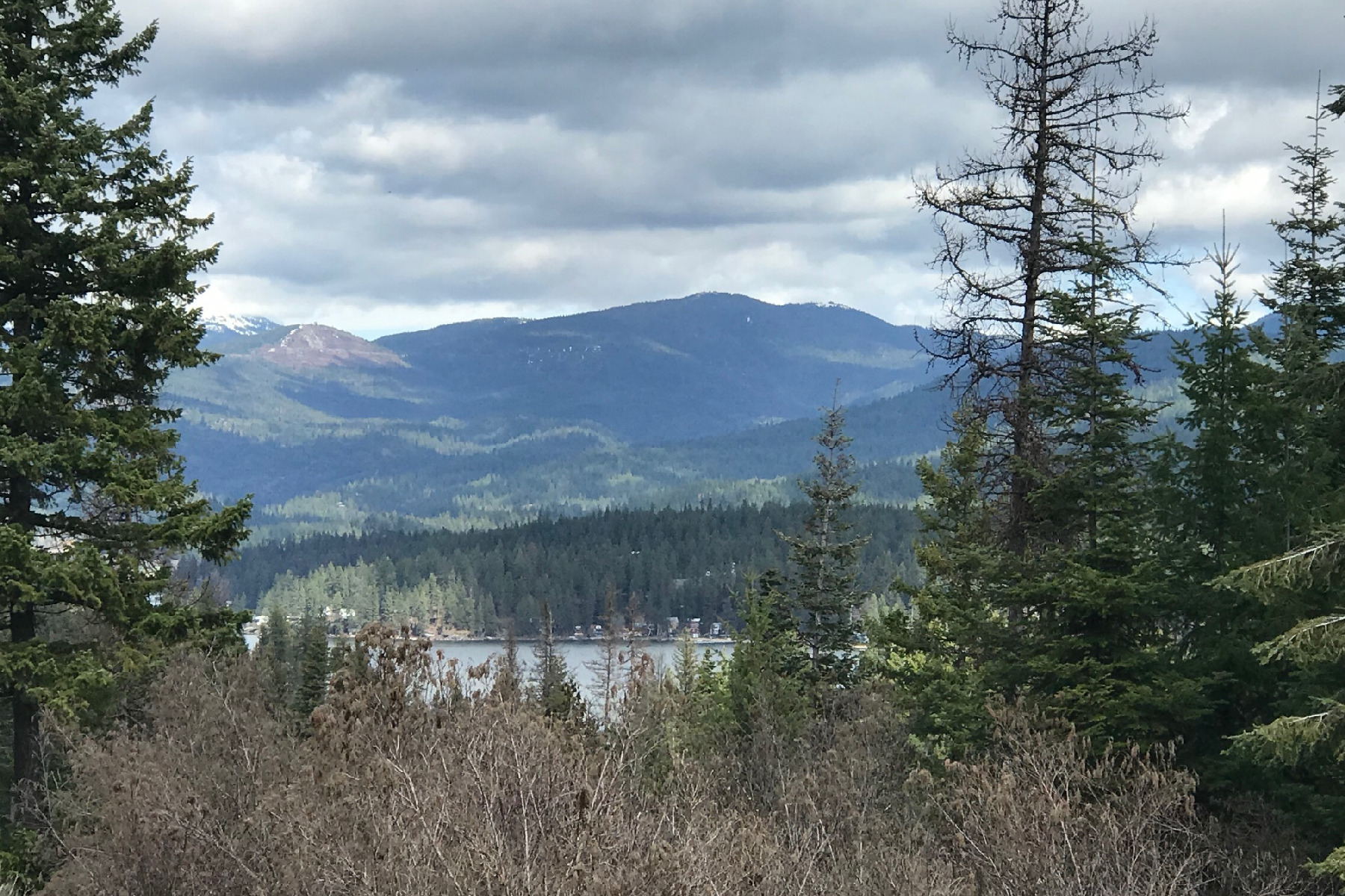 Land for Sale at Gorgeous Acreage with Majestic Lake Views NNA Winter Pines Ln Newman Lake, Washington 99025 United States