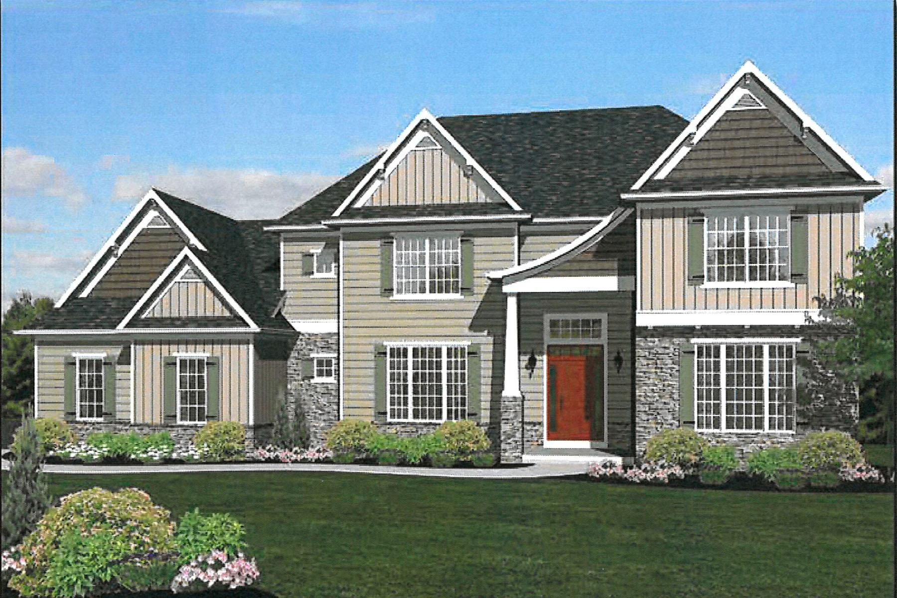 独户住宅 为 销售 在 Weston Model Amber Drive Weston Model Amber Drive 立提兹市, 宾夕法尼亚州 17543 美国