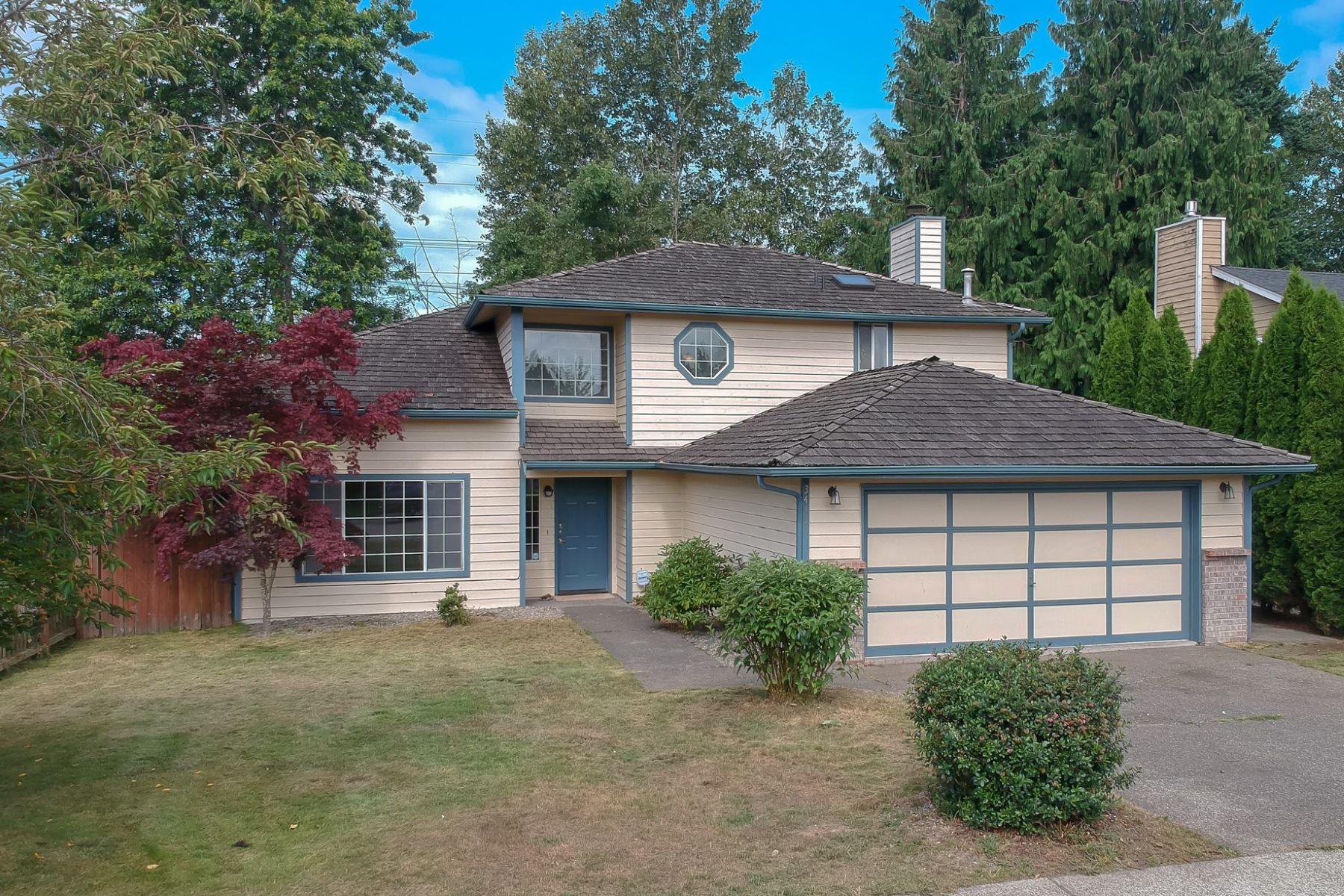 Single Family Homes for Sale at Parkland Estates, Federal Way, WA 34731 14th Place SW Federal Way, Washington 98023 United States