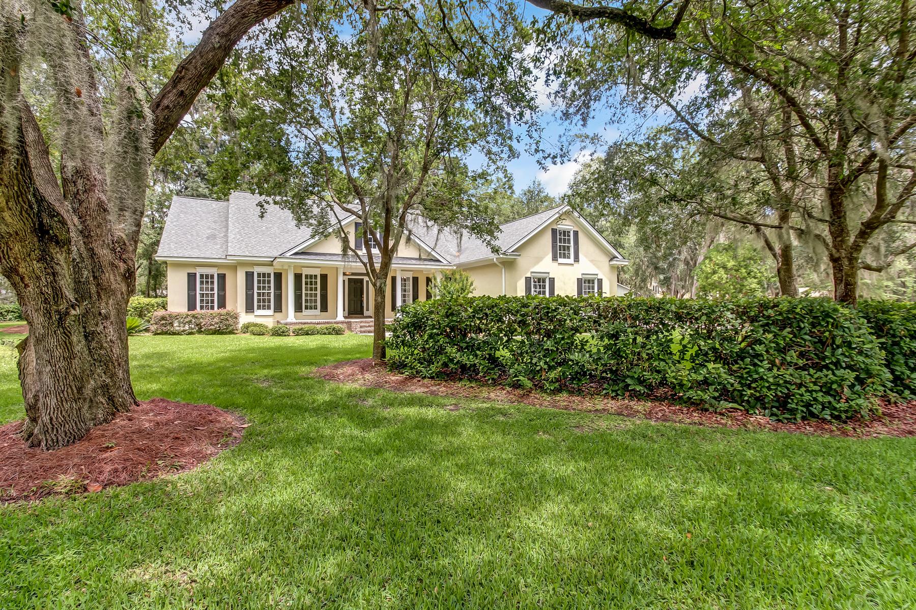 Einfamilienhaus für Verkauf beim 21 Mad Turkey Skidaway Island, Georgia, 31411 Vereinigte Staaten