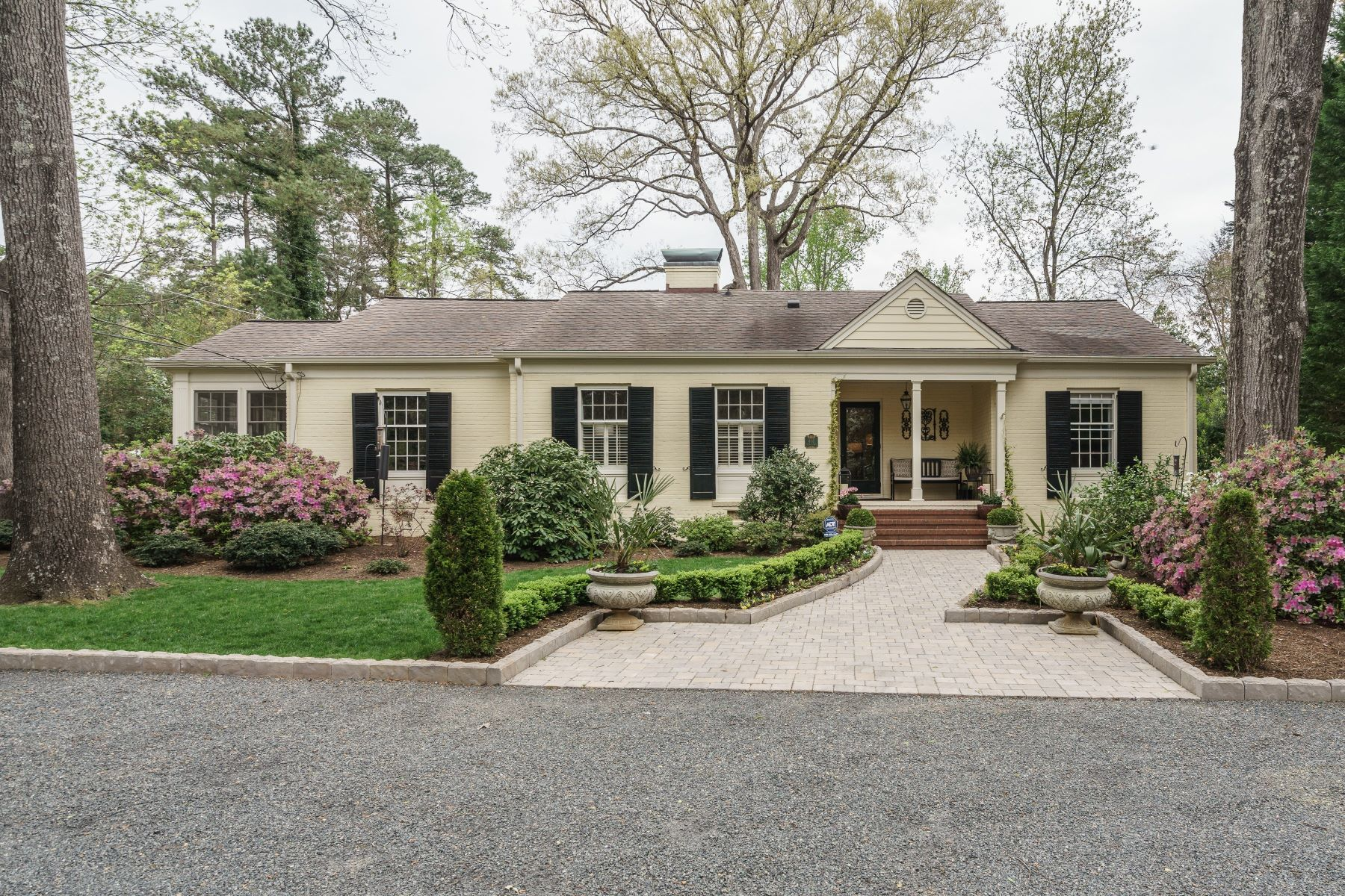Single Family Home for Sale at Country Club Hills 401 Transylvania Avenue Raleigh, North Carolina, 27609 United StatesIn/Around: Cary, Chapel Hill, Durham