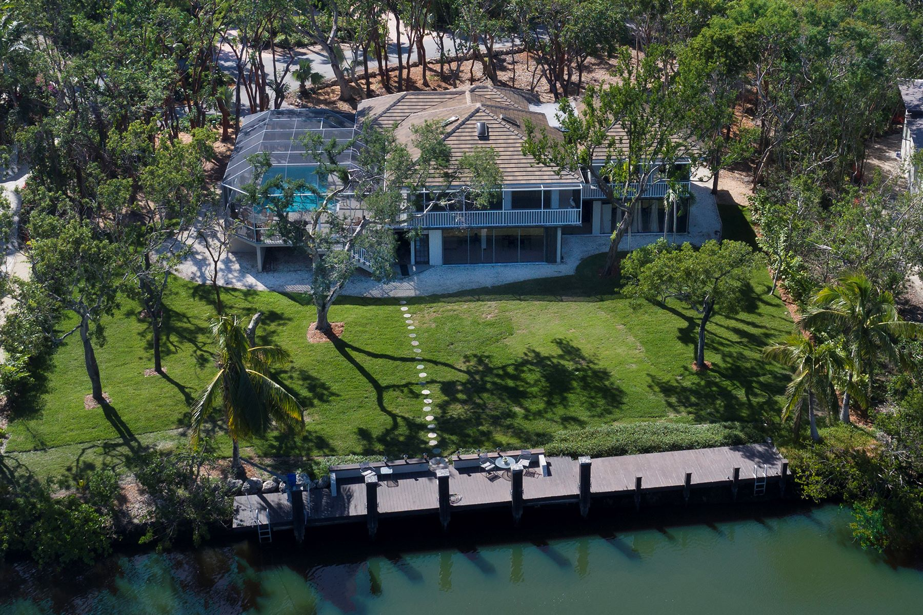 Waterfront Home at Ocean Reef 25 Dispatch Creek Court Key Largo, Florida 33037 United States