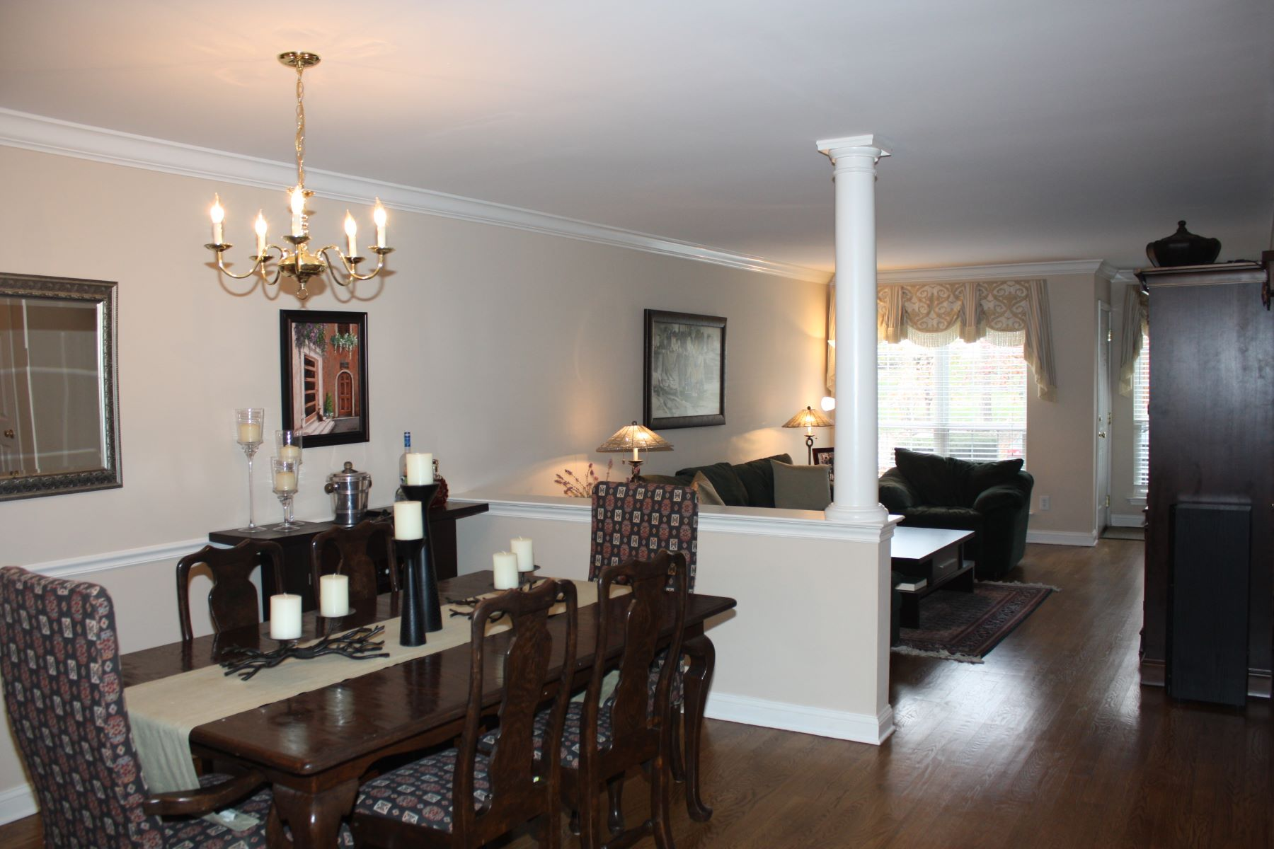 Townhouse for Rent at 1900 Model Townhouse 16 Hopkinson Court Basking Ridge, New Jersey 07920 United States