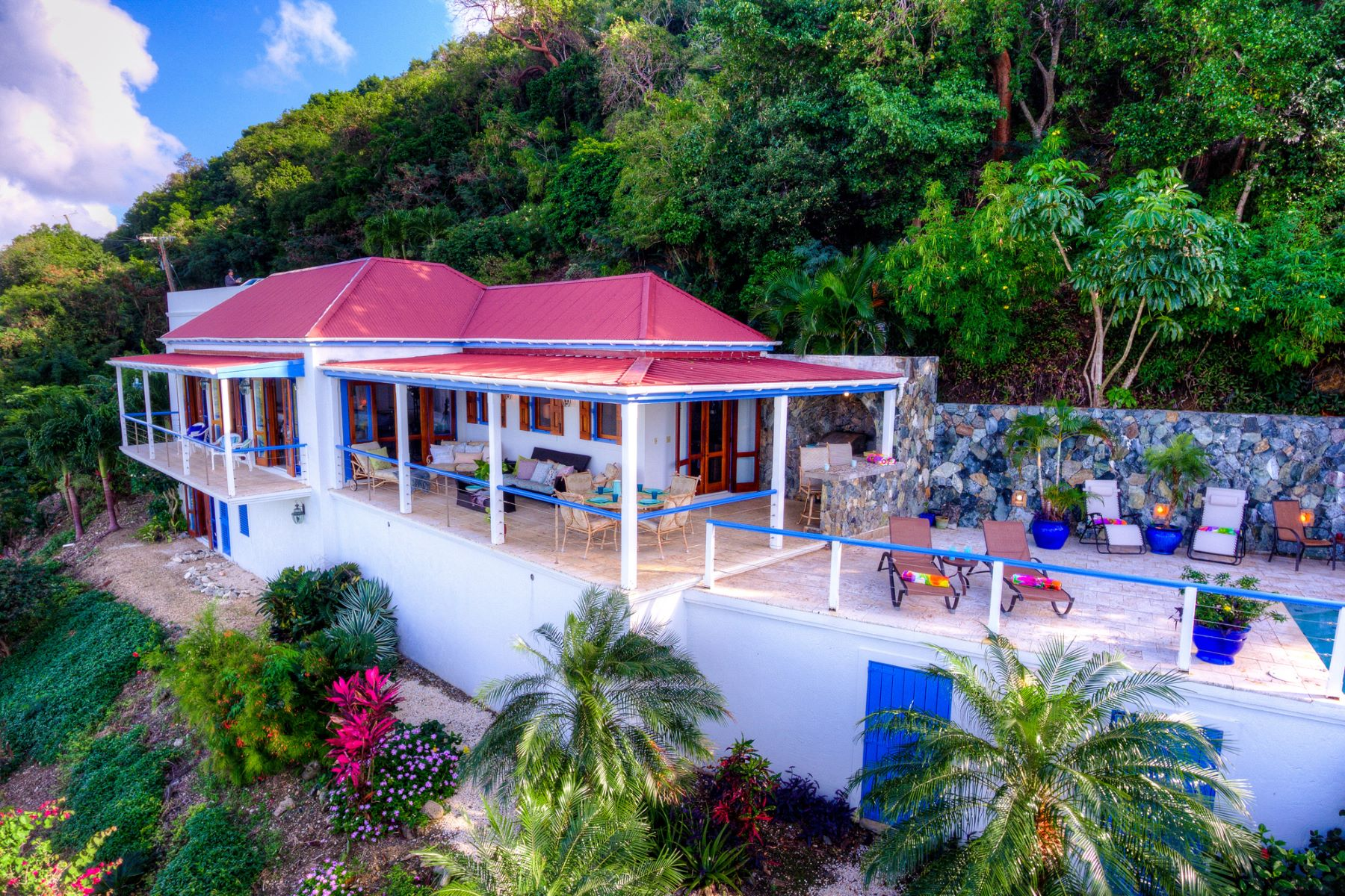 Single Family Home for Sale at Villa Dulcinea West End, Tortola British Virgin Islands