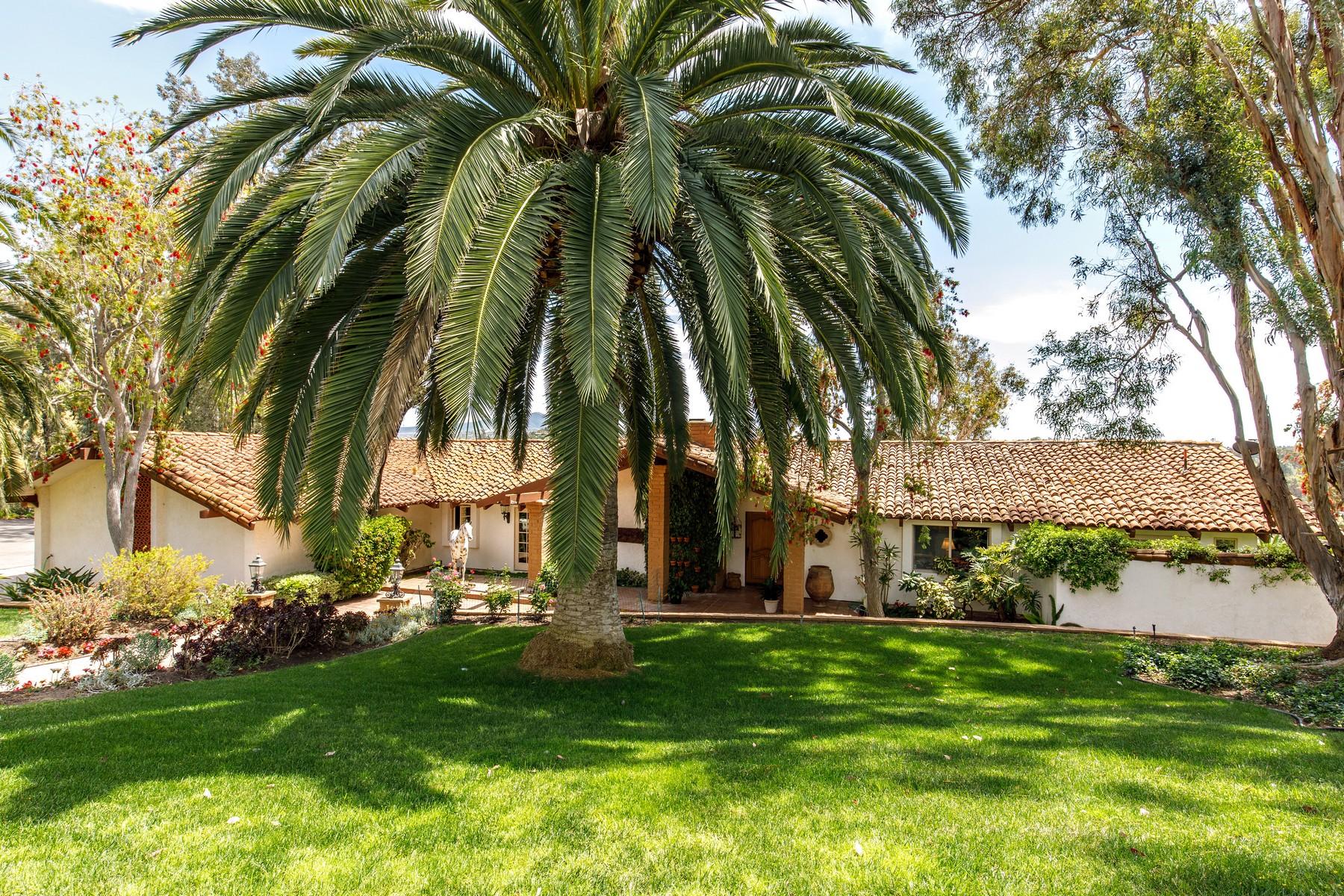 可出售的物业 Rancho Santa Fe