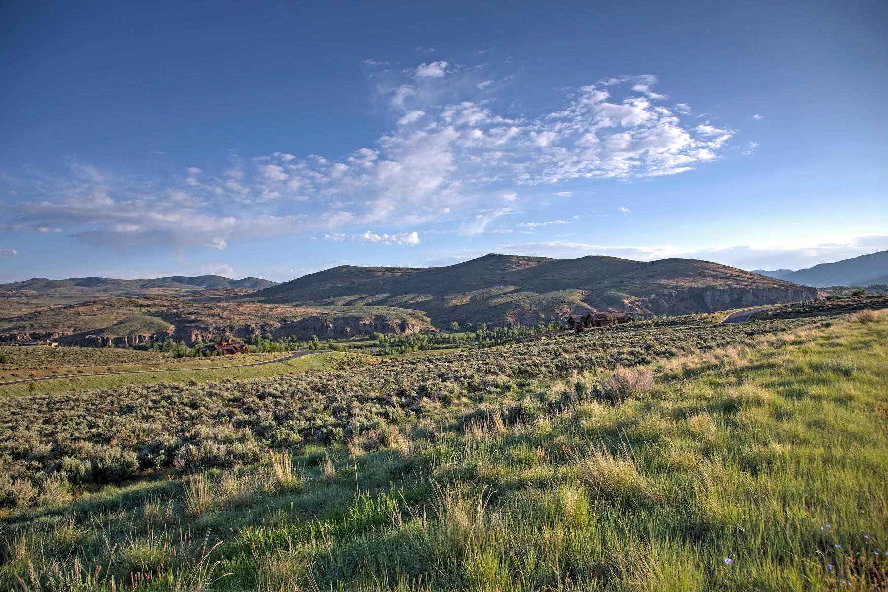Земля для того Продажа на Panoramic Views at Victory Ranch 6153 E Blue Wing Loop Lot #75 Heber City, Юта, 84032 Соединенные Штаты