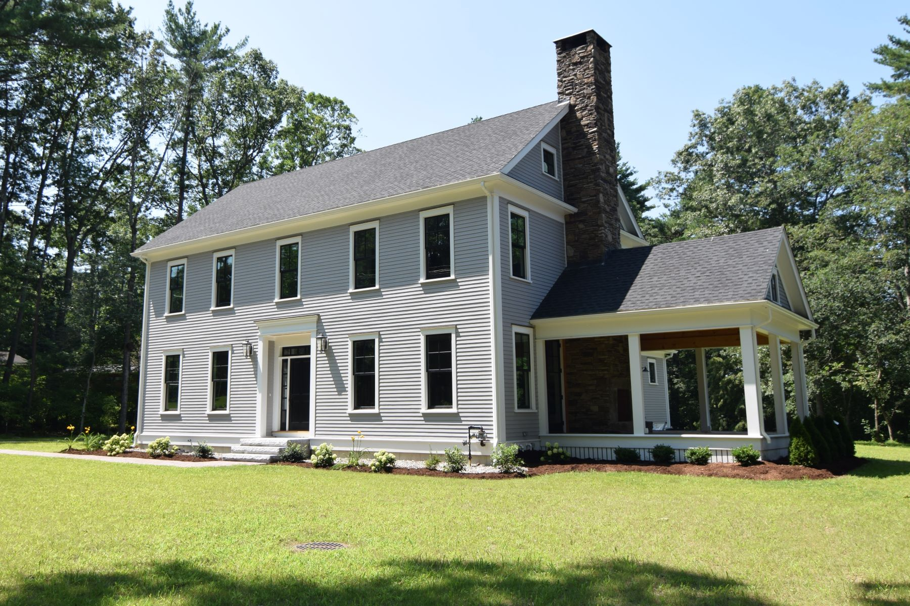 Single Family Home for Sale at 211 Park Lane Concord, Massachusetts, 01742 United States