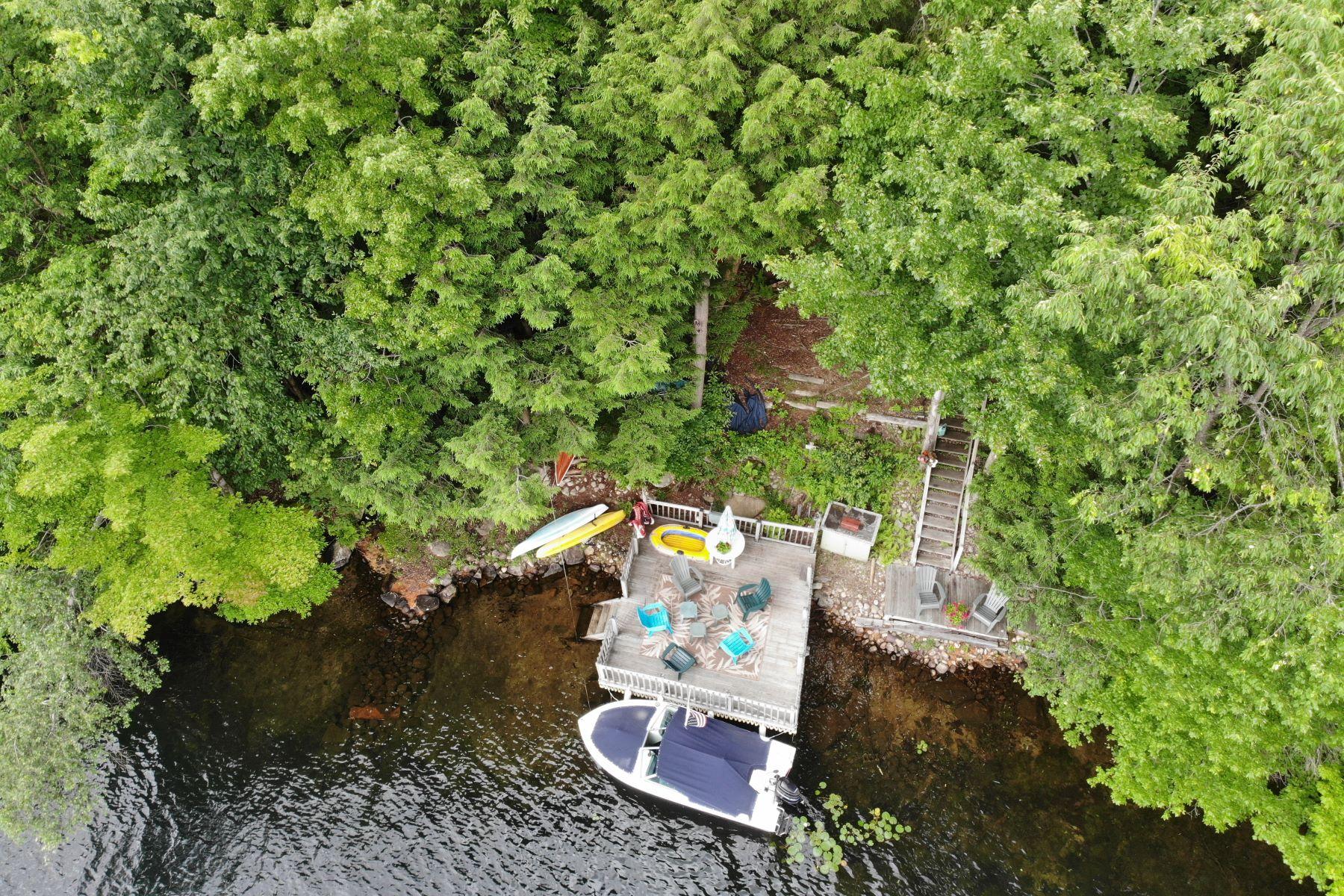 Single Family Homes för Försäljning vid White Lake Hideaway 8084 Capron Rd, Woodgate, New York 13494 Förenta staterna