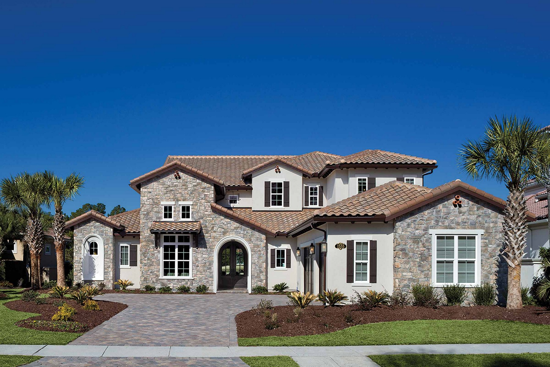 Maison unifamiliale pour l Vente à To Be Constructed Montalcino by Arthur Rutenberg Homes 1645 Riomar Cove Lane Vero Beach, Florida 32963 États-Unis