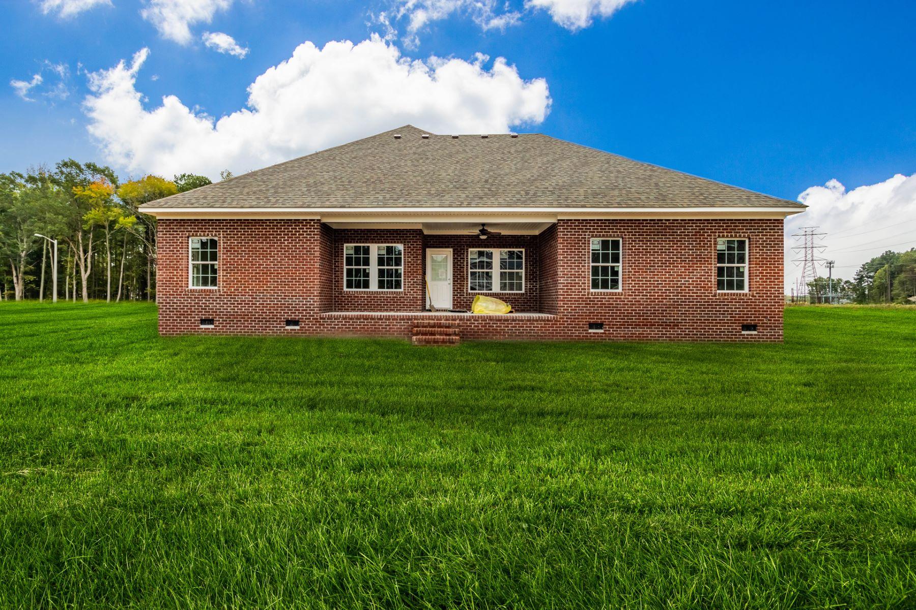 Single Family Homes por un Venta en Drum Creek Farms 2411 Mandolin Ct Chesapeake, Virginia 23321 Estados Unidos