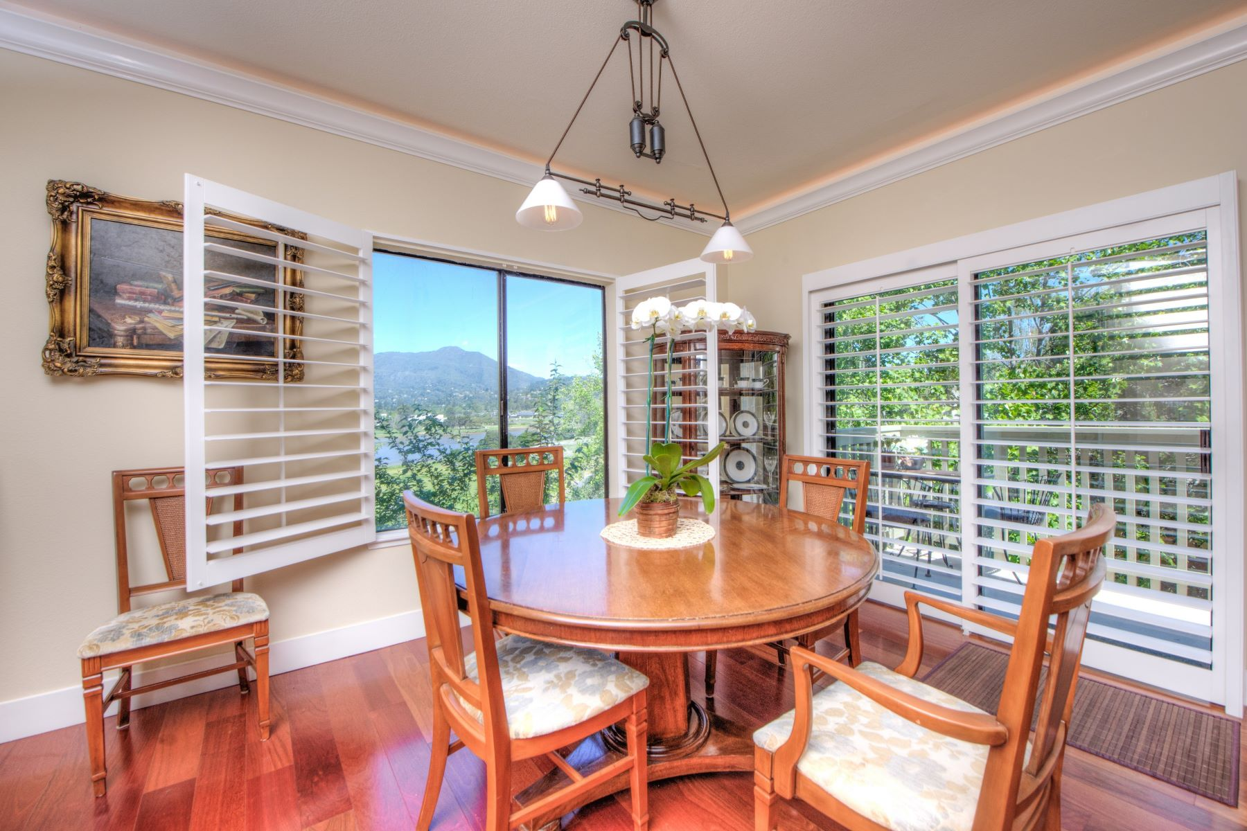 Condominium for Sale at Gorgeous Mt Tam and Bay Views in Coveted Eucalyptus Knoll 98 Eucalyptus Knoll Street Mill Valley, California 94941 United States