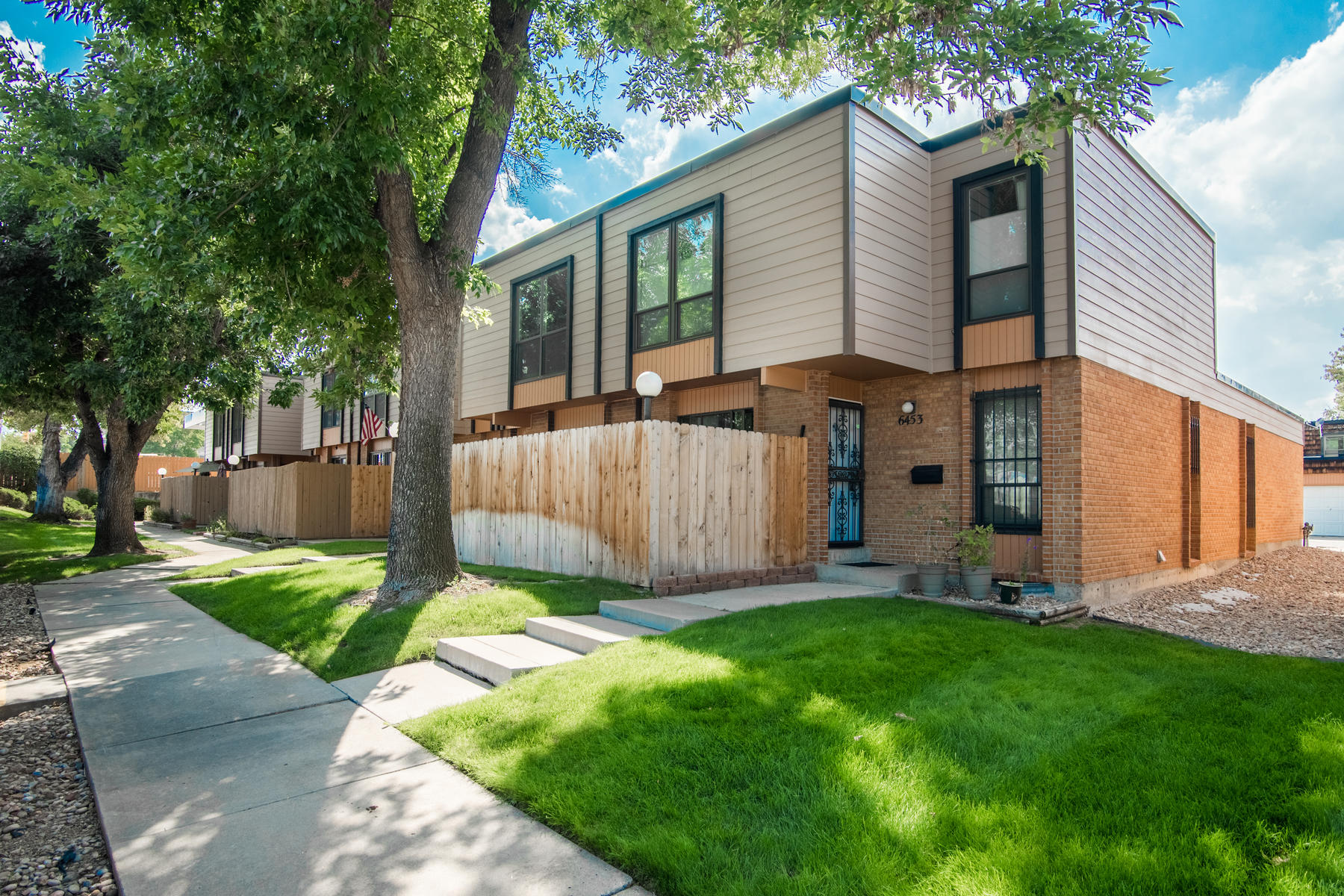 townhouses for Sale at Fantastic Updated Townhome with a Location to Make Enjoying Life Easy 6408 Welch Court Arvada, Colorado 80004 United States