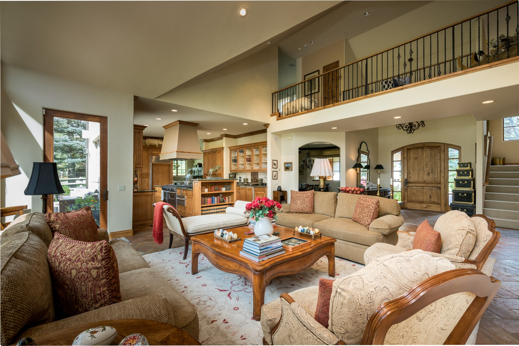 Additional photo for property listing at Mountain Elegance 1100 W Canyon Run Blvd. Ketchum, Idaho 83340 United States