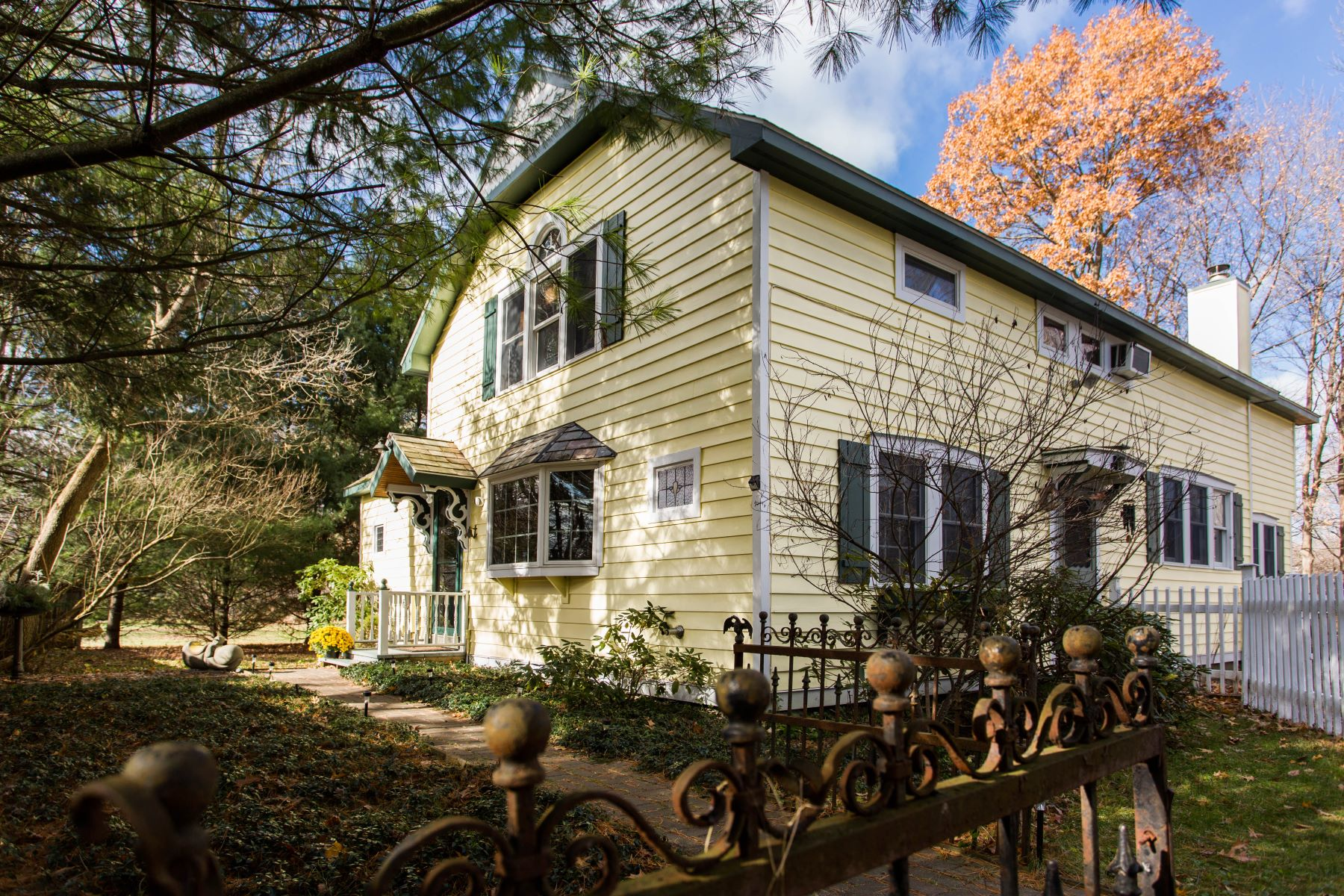 Single Family Home for Sale at Tucked Away Carriage House 12A Avenue A Cambridge, New York 12816 United States