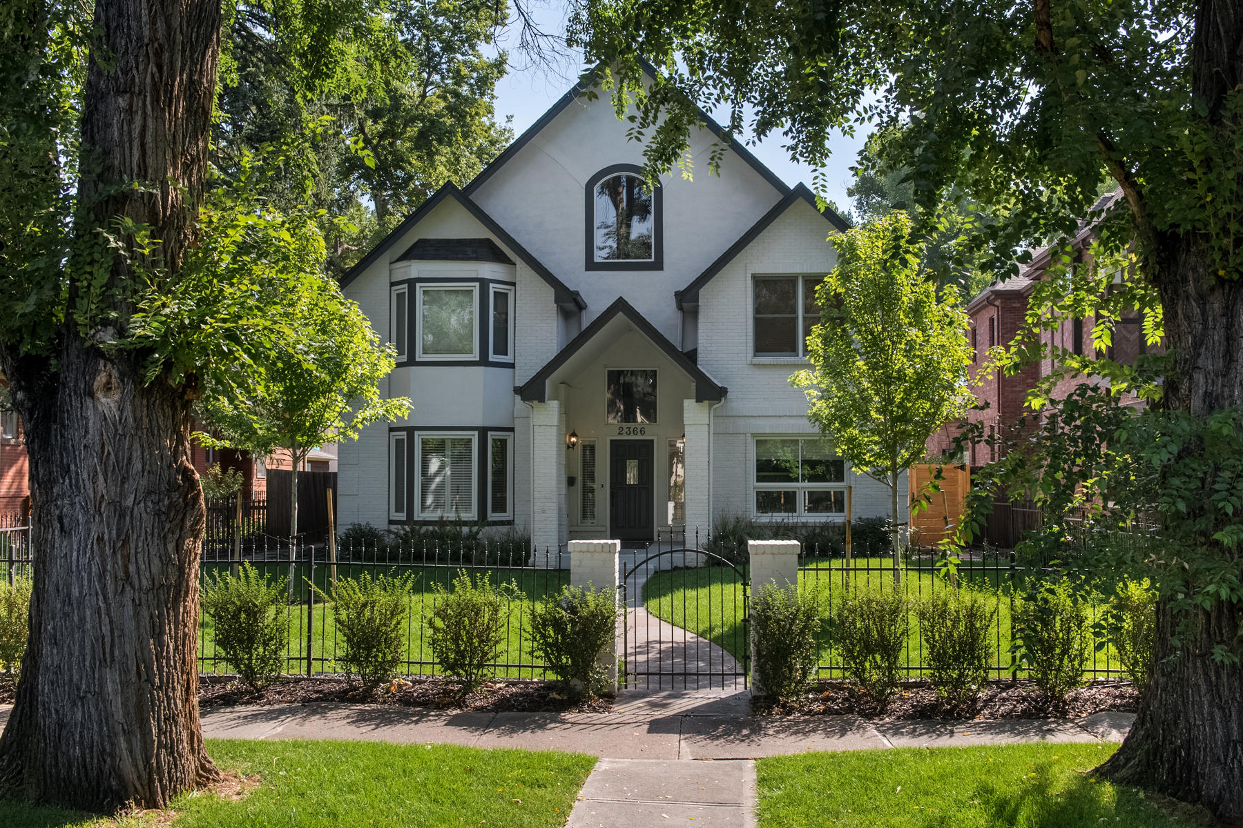 Single Family Home for Active at BEST BLOCK IN OBSERVATORY PARK 2366 S Milwaukee Street Denver, Colorado 80210 United States