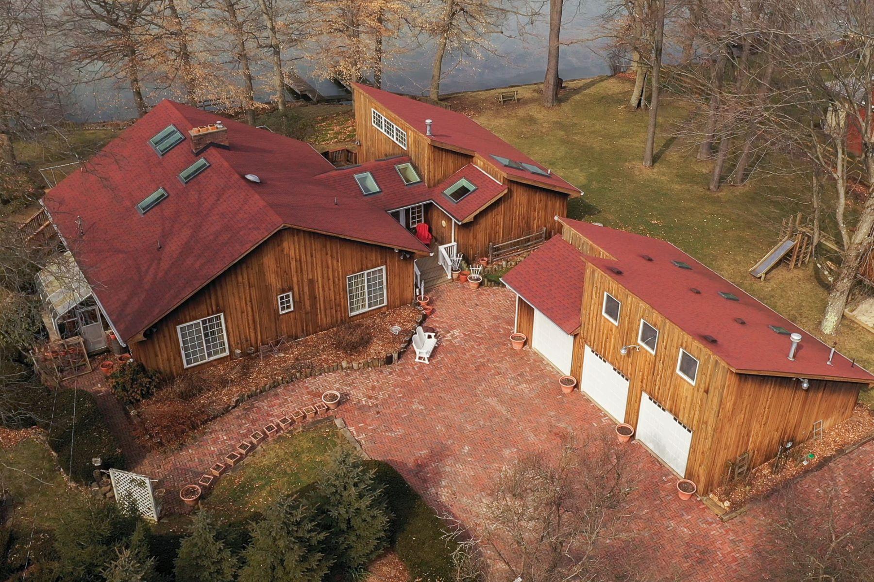 Single Family Homes por un Venta en 440 Latonka Drive, Mercer 440 Latonka Drive Mercer, Pennsylvania 16137 Estados Unidos