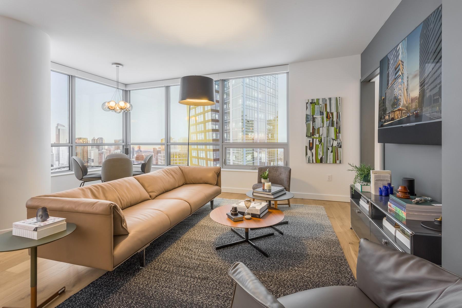 Additional photo for property listing at NEXUS #3302 1200 Howell #3302 Seattle, Washington 98101 United States
