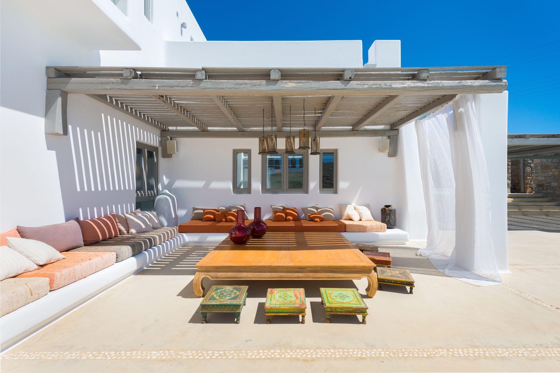 Single Family Homes 为 销售 在 米克诺斯, 爱海琴南部 希腊