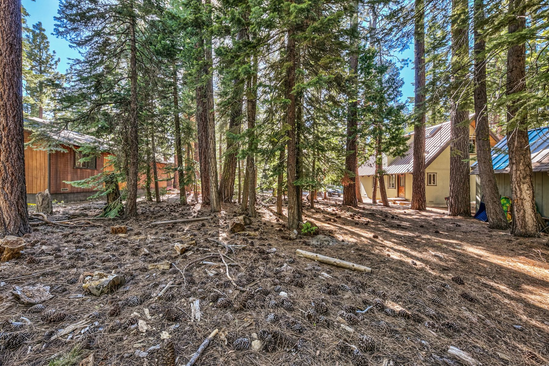 Additional photo for property listing at Level Lot on the West Shore 7137 4th Avenue Tahoma, California 96142 United States