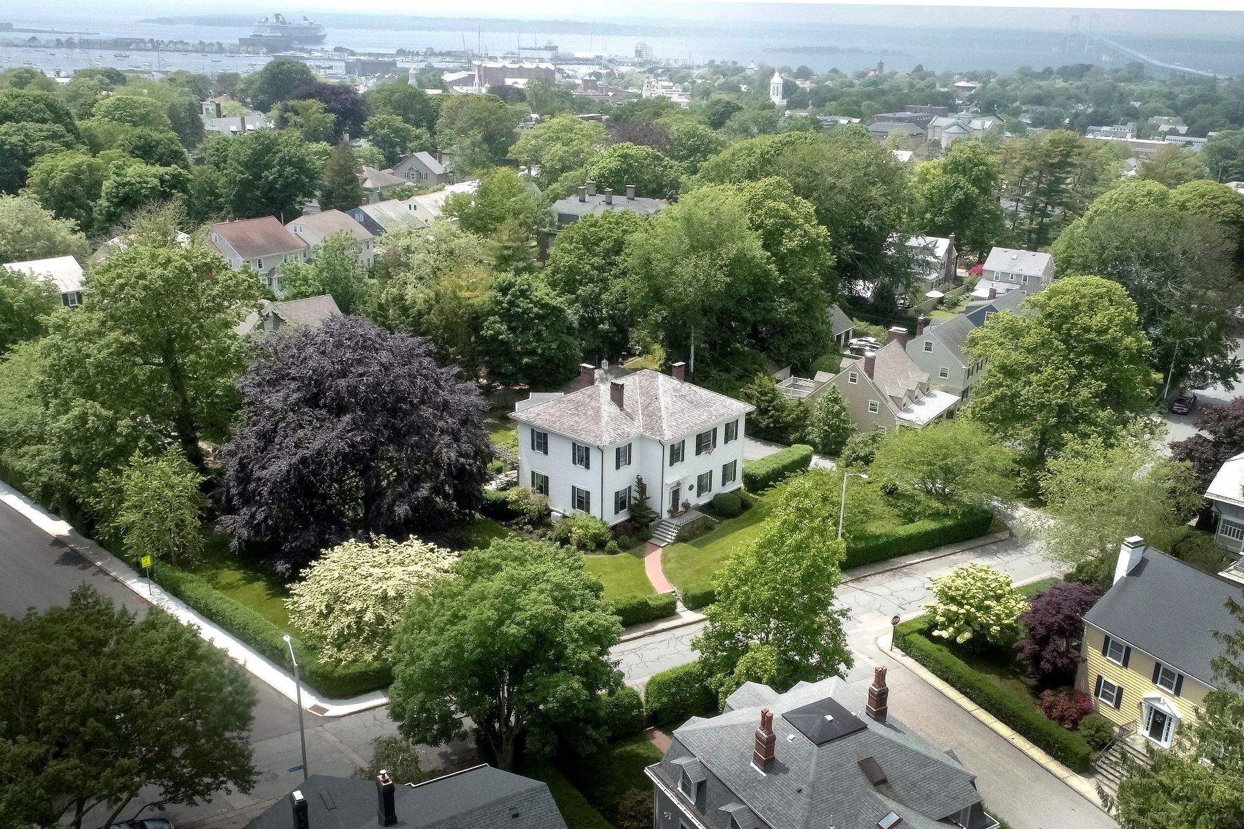 Additional photo for property listing at 'The Henry Harrison Fay House' 63 Ayrault Street Newport, Rhode Island 02840 United States