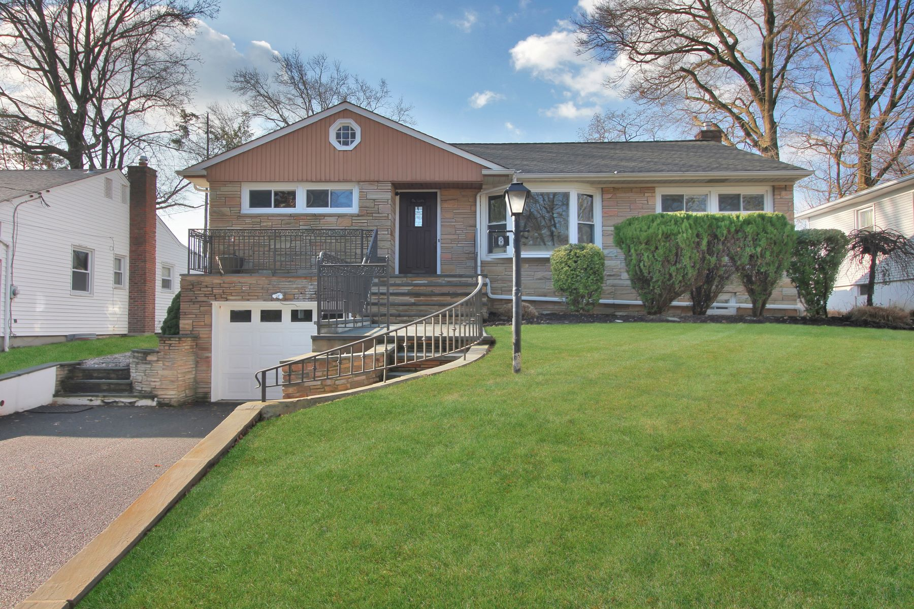 Single Family Homes for Active at Move-In Ready 8 Evergreen Terrace Millburn, New Jersey 07041 United States
