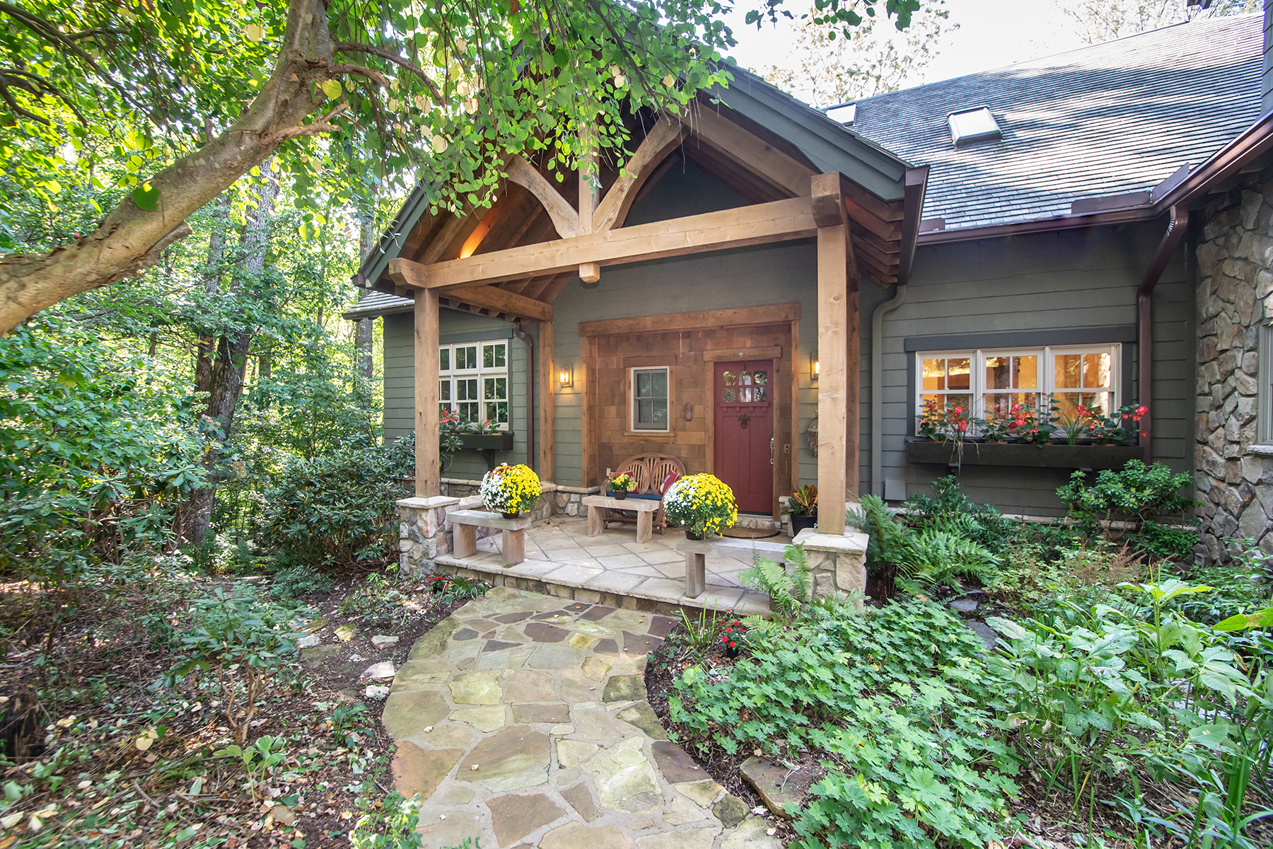 Single Family Homes for Active at TIMBER CREEK - BLOWING ROCK 131 W Stone Dr Blowing Rock, North Carolina 28605 United States