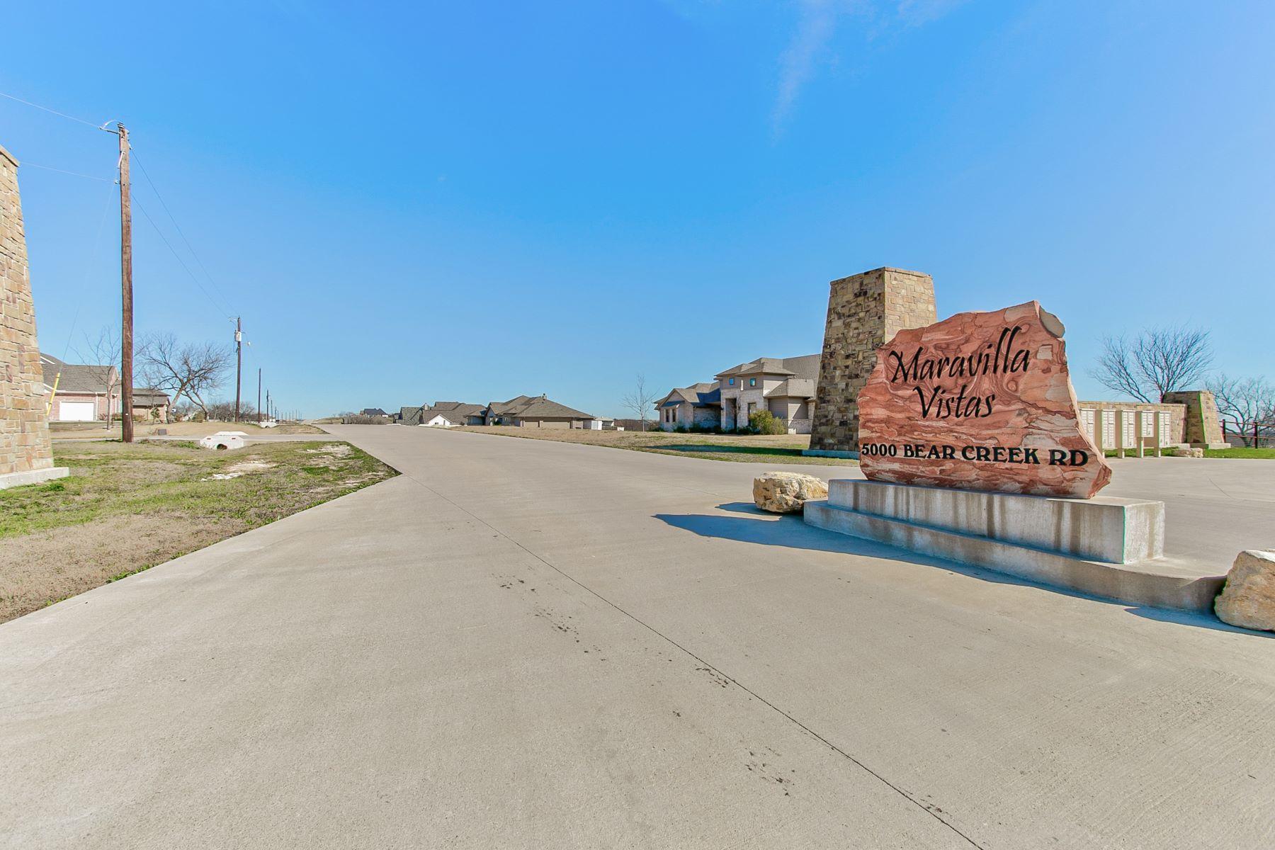 Single Family Homes für Verkauf beim New Construction in Aledo 156 Maravilla Drive, Aledo, Texas 76008 Vereinigte Staaten