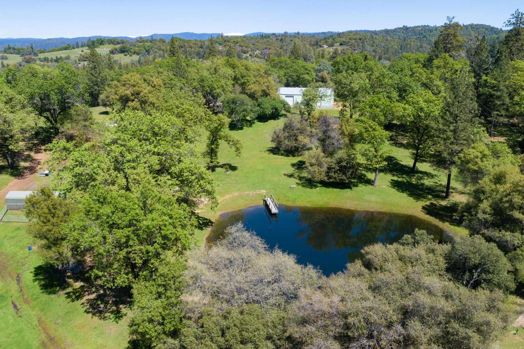 single family homes for Active at Enchanting 33 Acres Adorned with Oaks and Ponds 3241 Omo Ranch Road Somerset, California 95684 United States