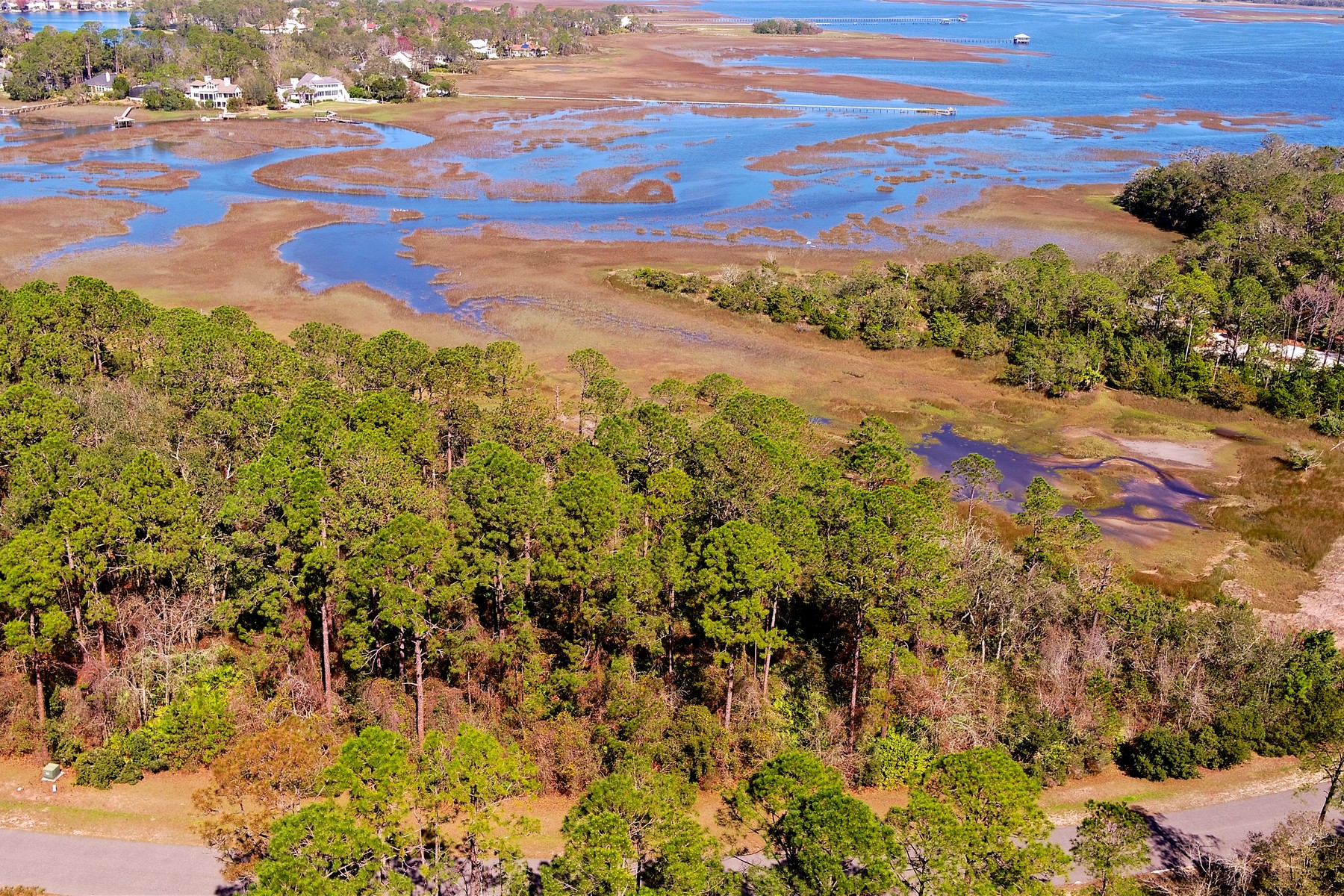Land for Active at 96130 & 96138 Brady Point Rd Fernandina Beach, Florida 32034 United States