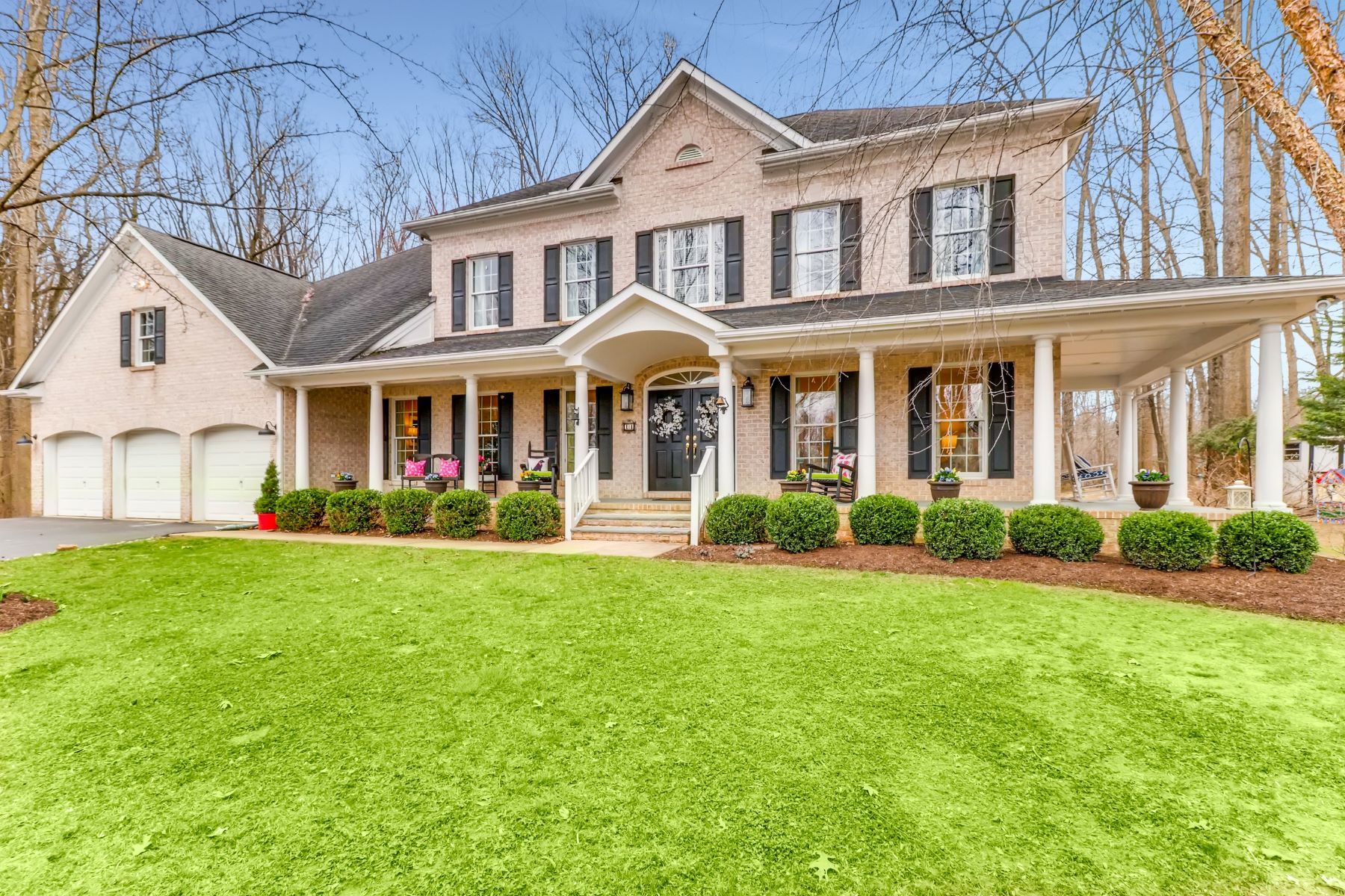 single family homes for Active at Beaverbrook 11 Old Manor Court Reisterstown, Maryland 21136 United States