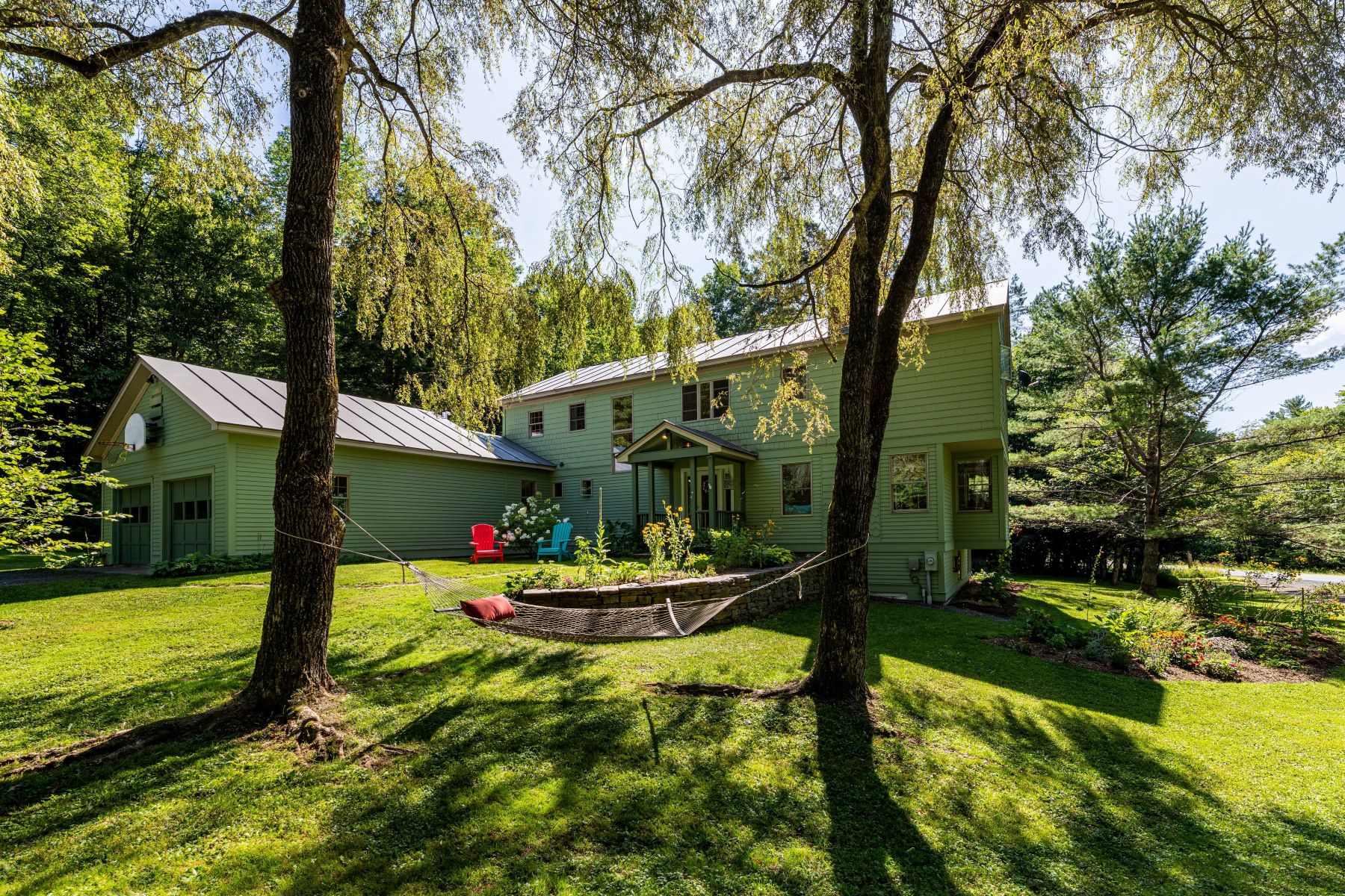 Single Family Homes for Sale at Three Bedroom Craftsman in Norwich 1528 Beaver Meadow Rd Norwich, Vermont 05055 United States