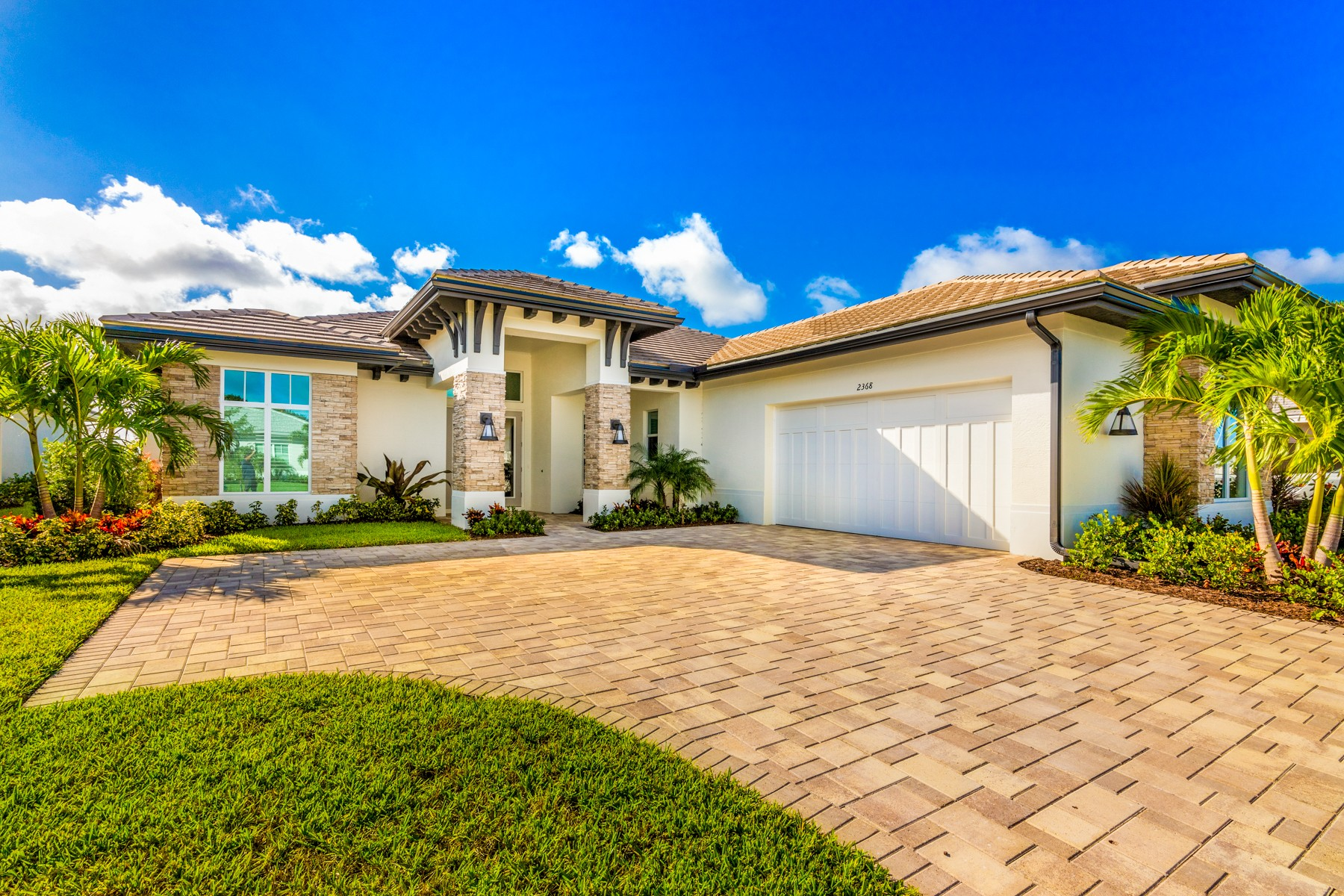 Single Family Homes for Sale at Resort Living in Grand Harbor 2368 Grand Harbor Reserve Square Vero Beach, Florida 32967 United States