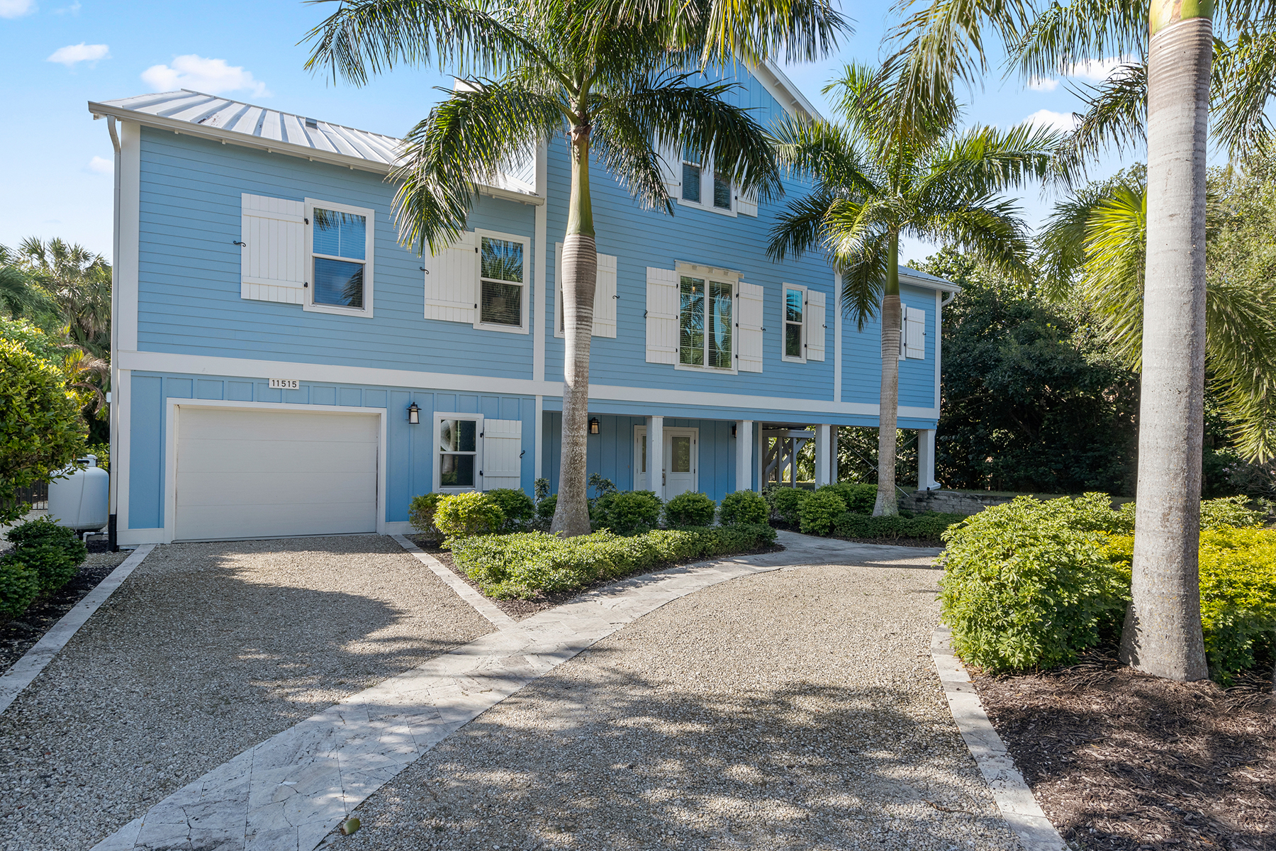 Single Family Homes por un Venta en CAPTIVA-GORES A M SUBD 11515 Gore Ln, Captiva, Florida 33924 Estados Unidos