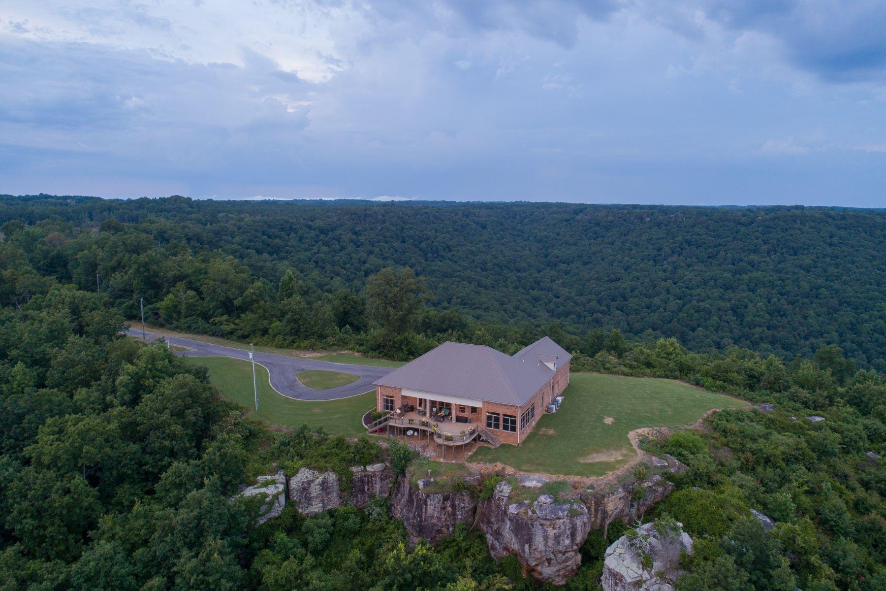 Single Family Homes por un Venta en 1000 Starnes Loop Road Grant, Alabama 35747 Estados Unidos