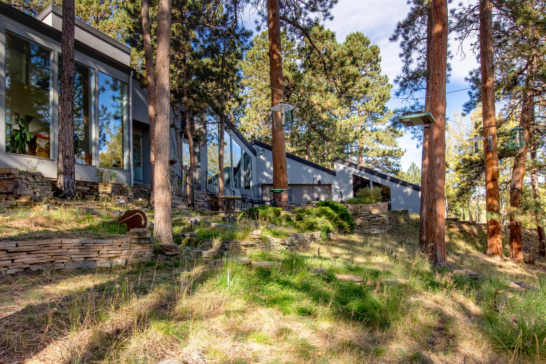 Additional photo for property listing at Magnificent Mountain Modern 2373 Pebble Beach Drive Evergreen, Colorado 80439 United States