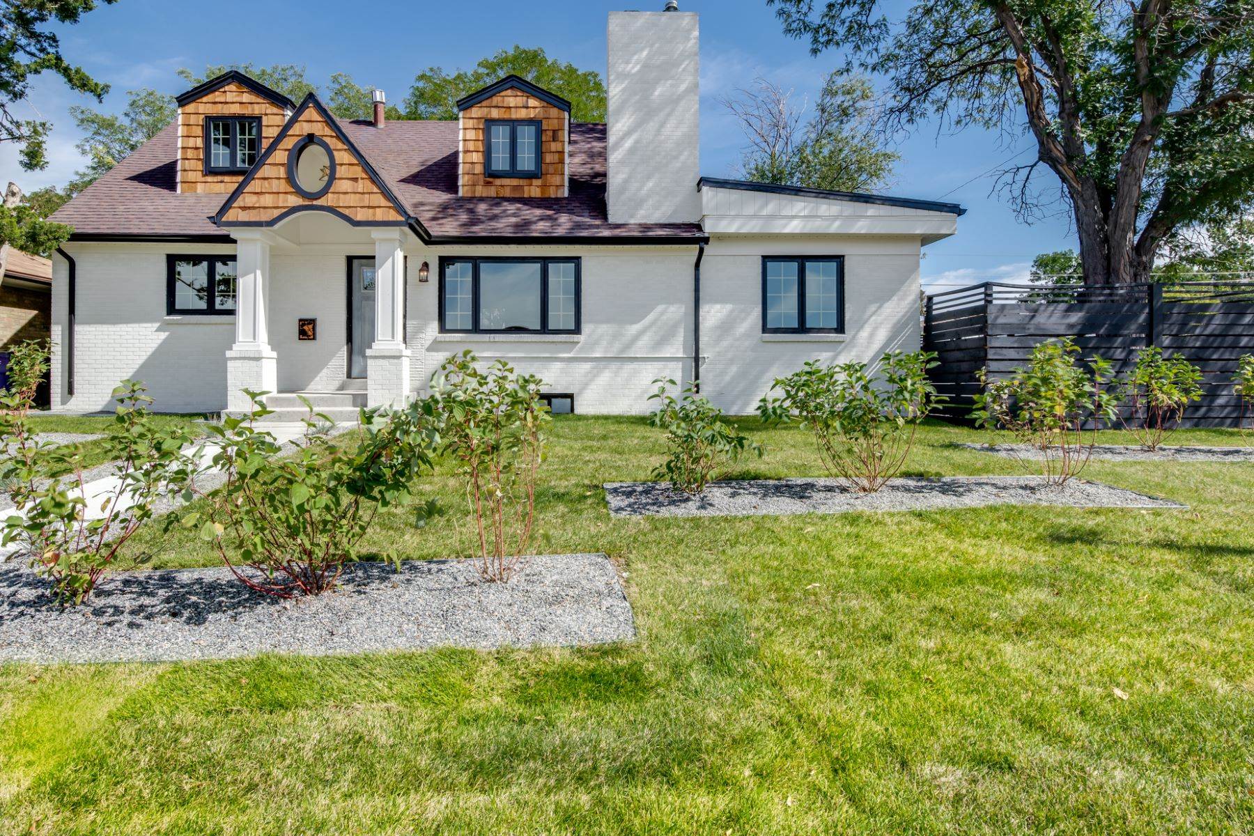 Single Family Home for Active at 900 Grape Street 900 Grape Street Denver, Colorado 80220 United States