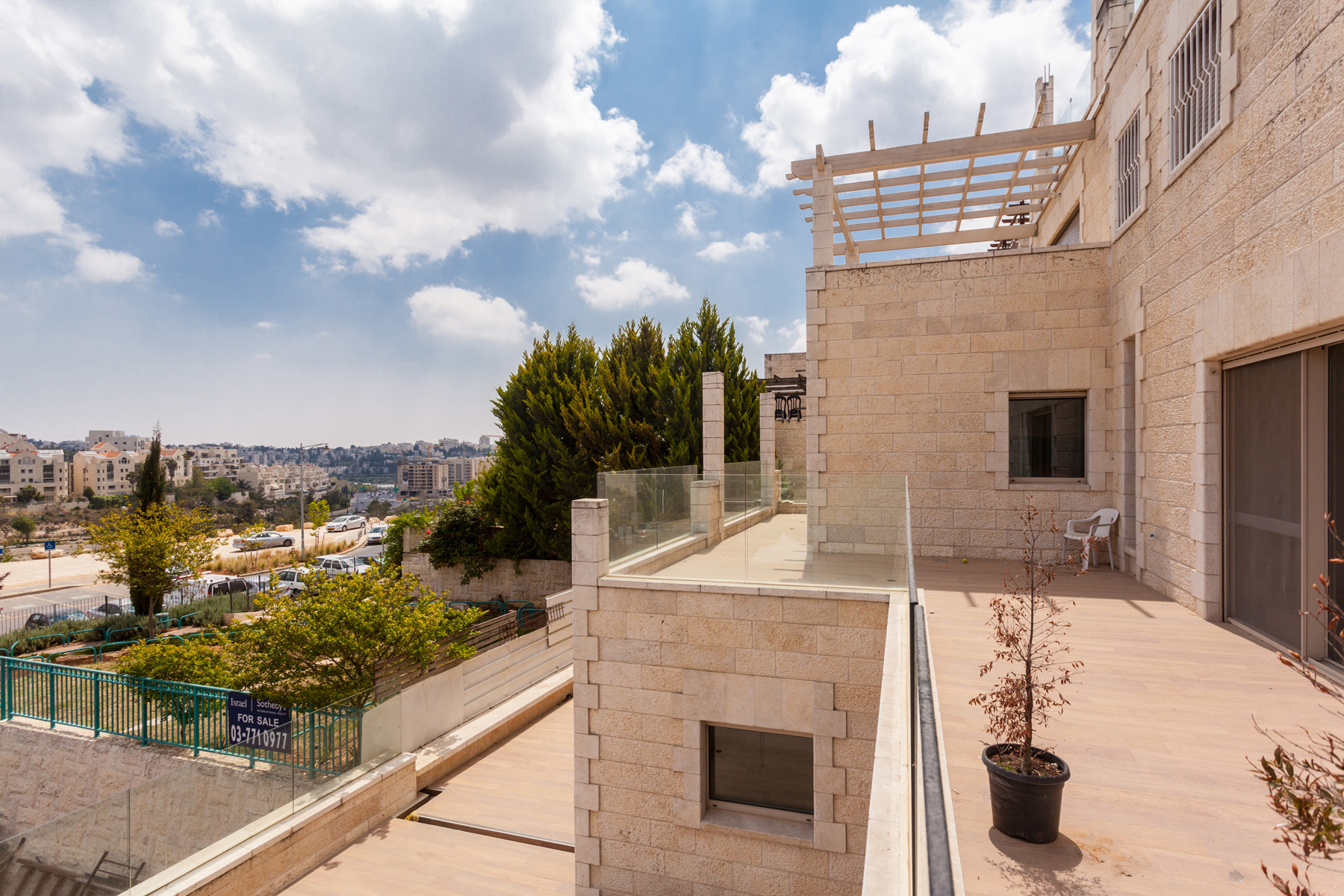 Appartement pour l Vente à Stately Brand New Luxury Apartment Jerusalem, Israel Israël