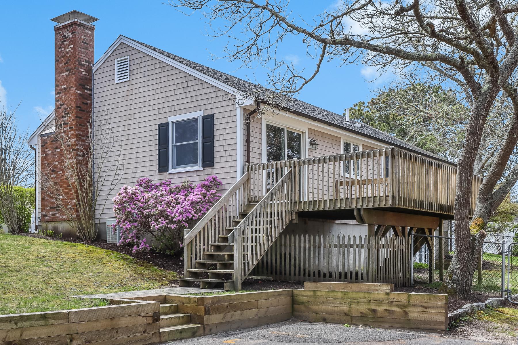 Single Family Homes για την Πώληση στο 187 Morton Road, Chatham, MA South Chatham, Μασαχουσετη 02659 Ηνωμένες Πολιτείες