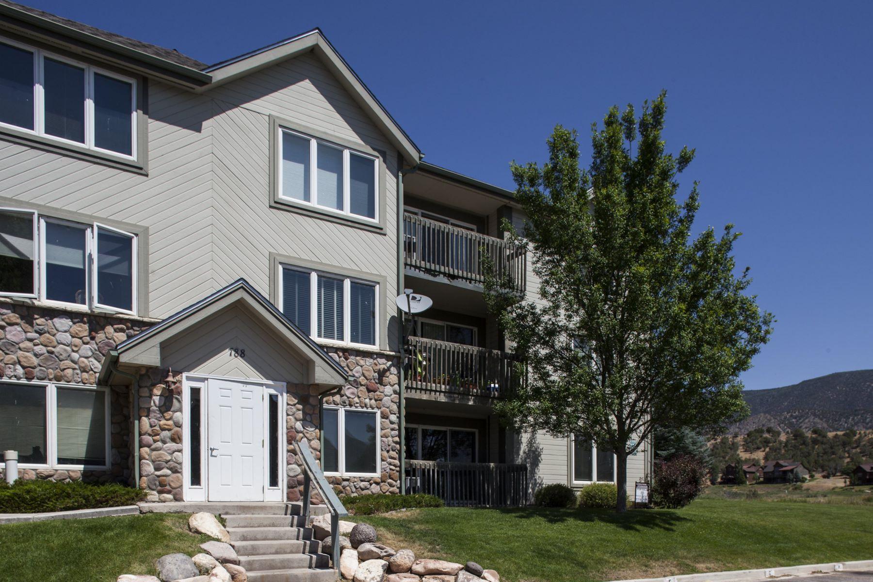 Condominium for Active at Shibui 788 Castle Valley Blvd Unit: L New Castle, Colorado 81647 United States