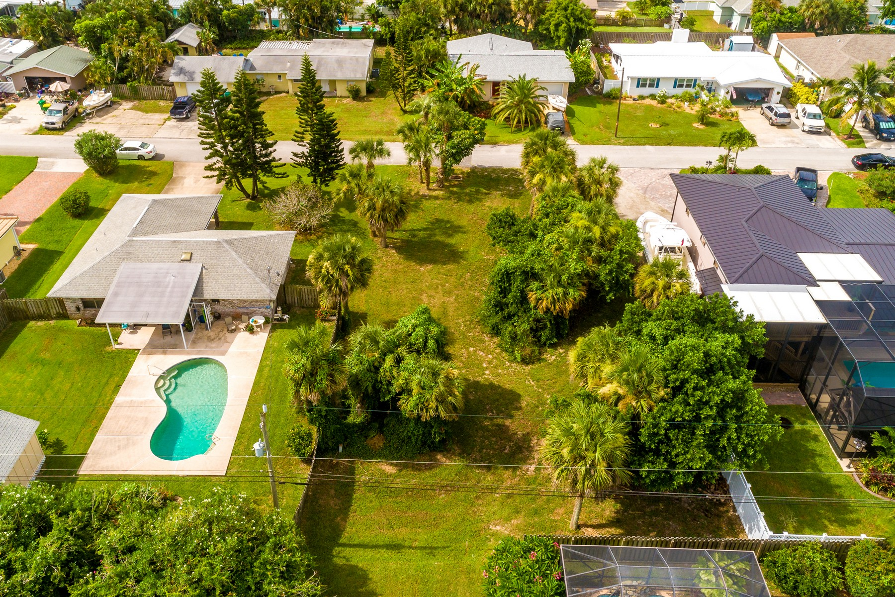 Amazing Lot in Highly Desirable Neighborhood 250 Richards Road Melbourne Beach, Florida 32951 Amerika Birleşik Devletleri