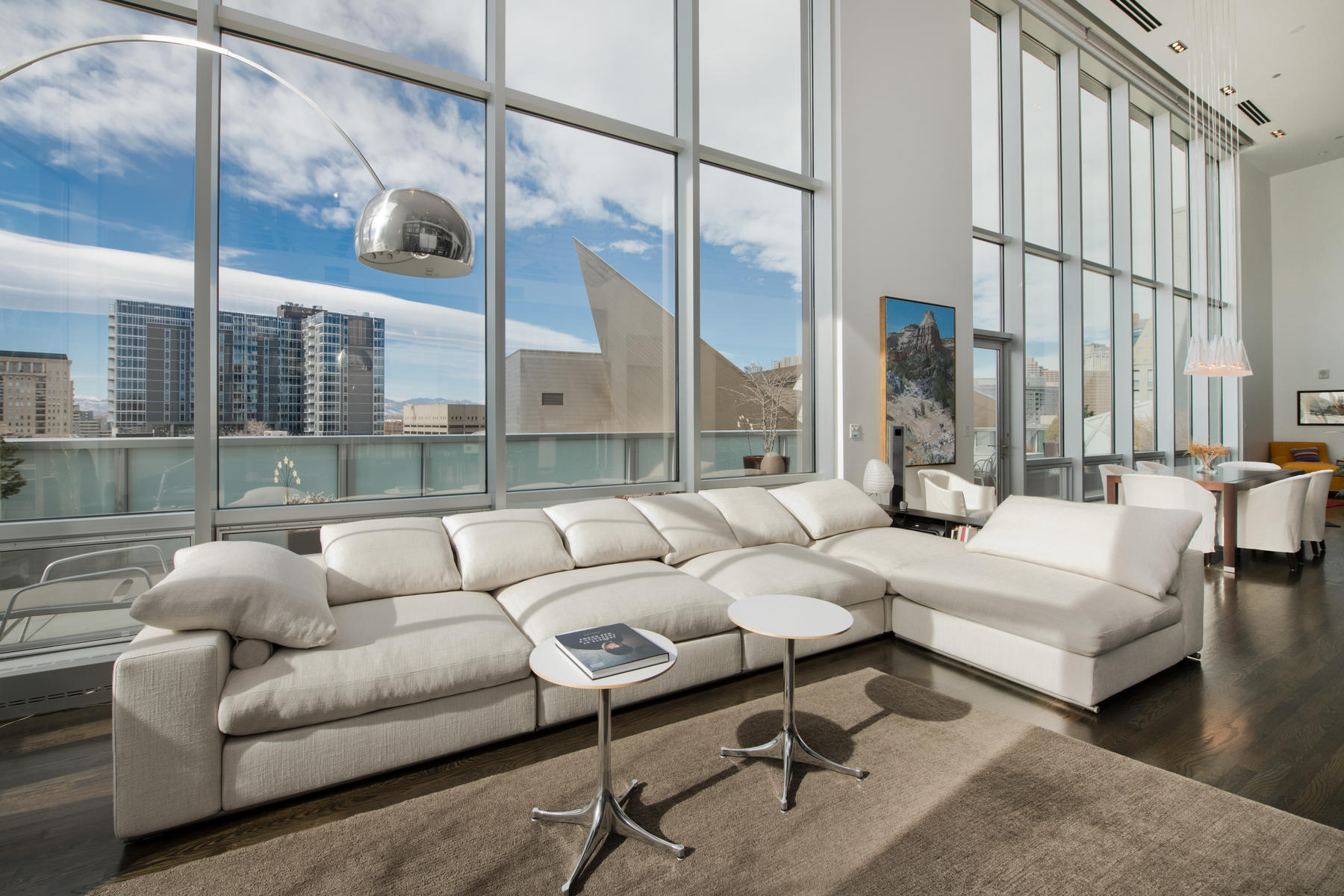 Condominium for Active at Denver Art Museum Residences 1200 Acoma Street 604 Denver, Colorado 80204 United States