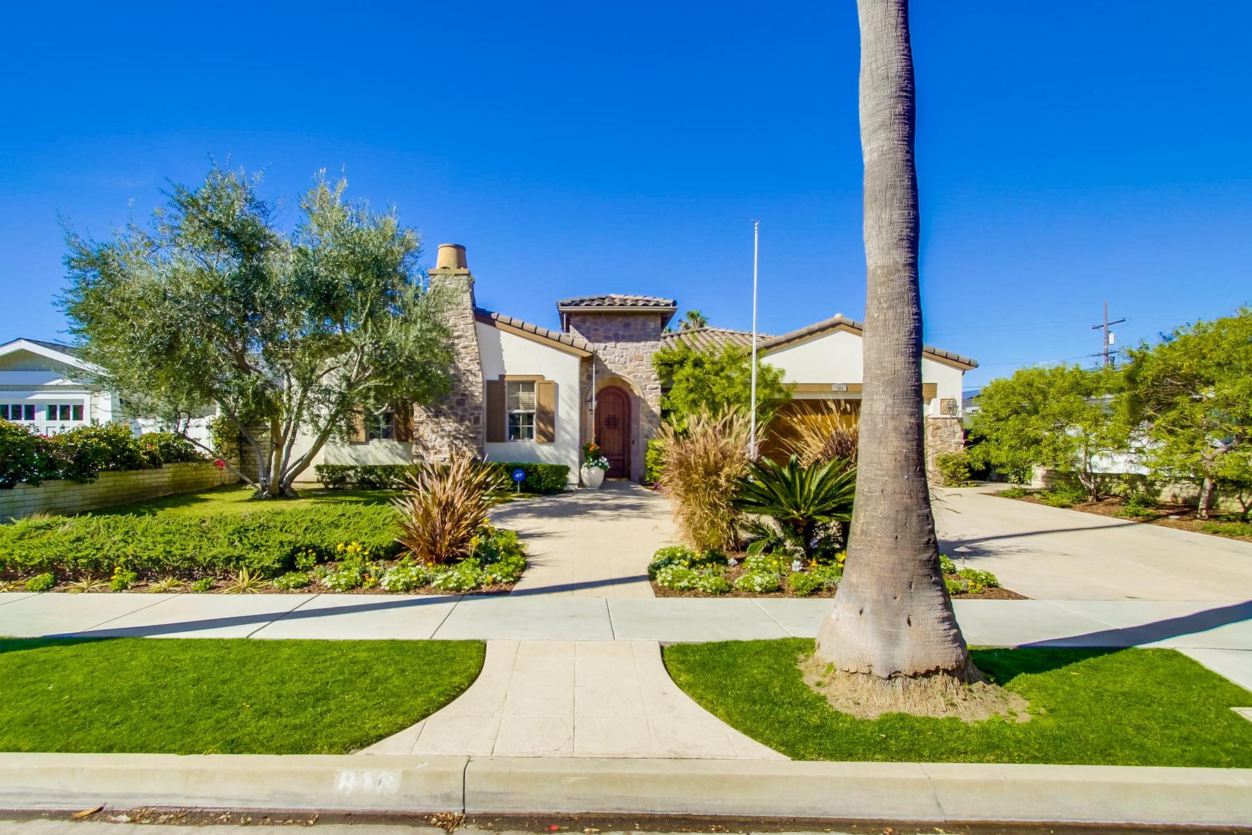 Additional photo for property listing at 810 Alameda Blvd 810 Alameda Blvd Coronado, California 92118 United States